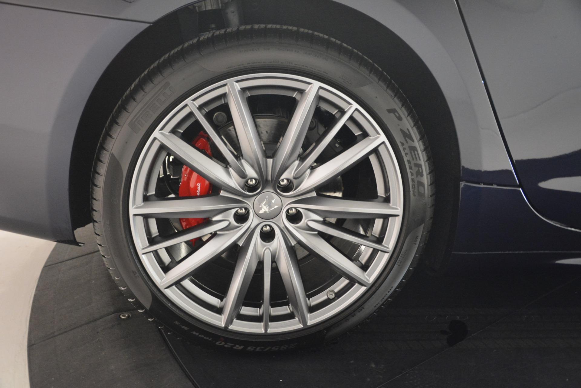 New 2019 Maserati Quattroporte S Q4 GranLusso For Sale In Greenwich, CT. Alfa Romeo of Greenwich, M2231 2803_p21