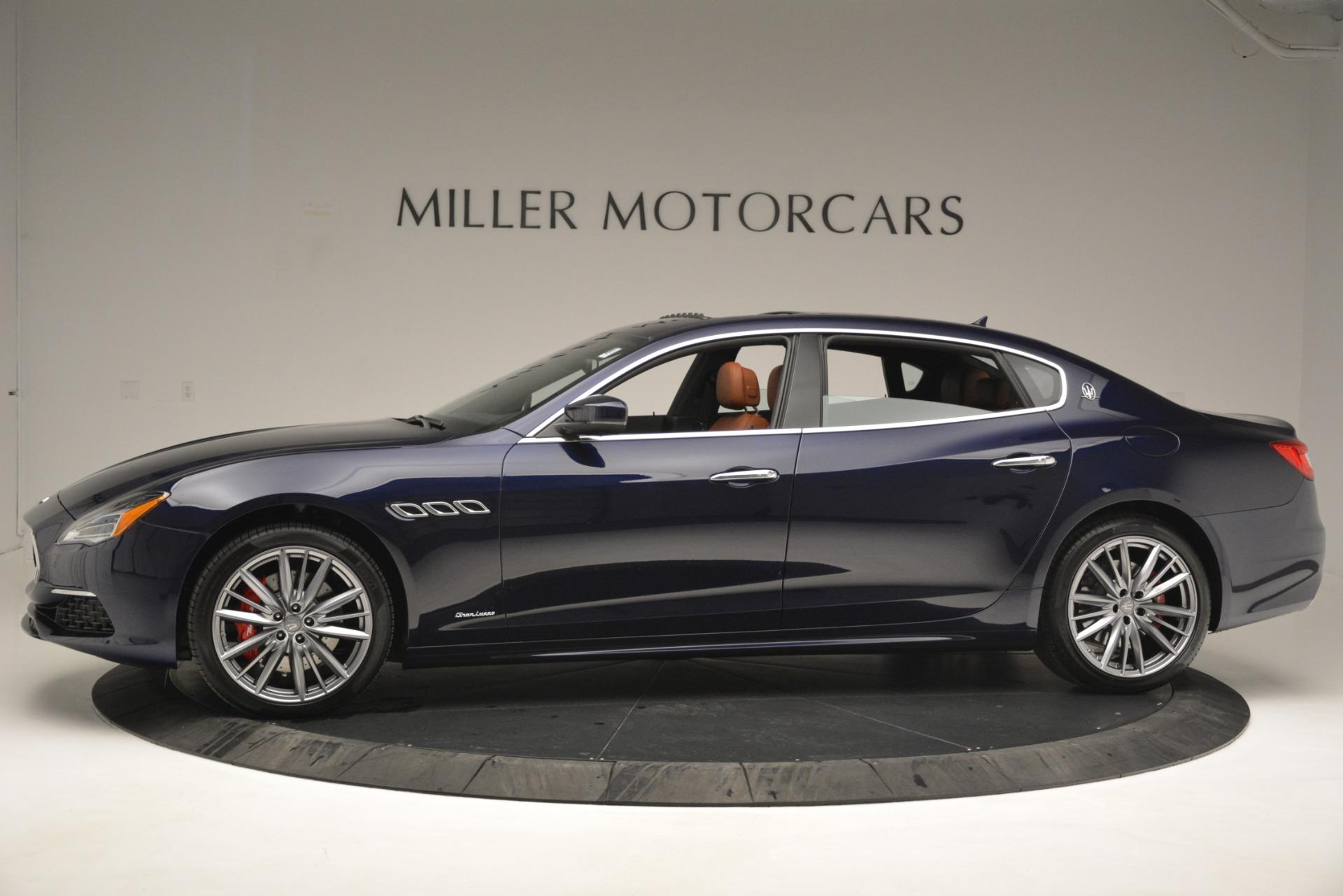 New 2019 Maserati Quattroporte S Q4 GranLusso For Sale In Greenwich, CT. Alfa Romeo of Greenwich, M2231 2803_p3