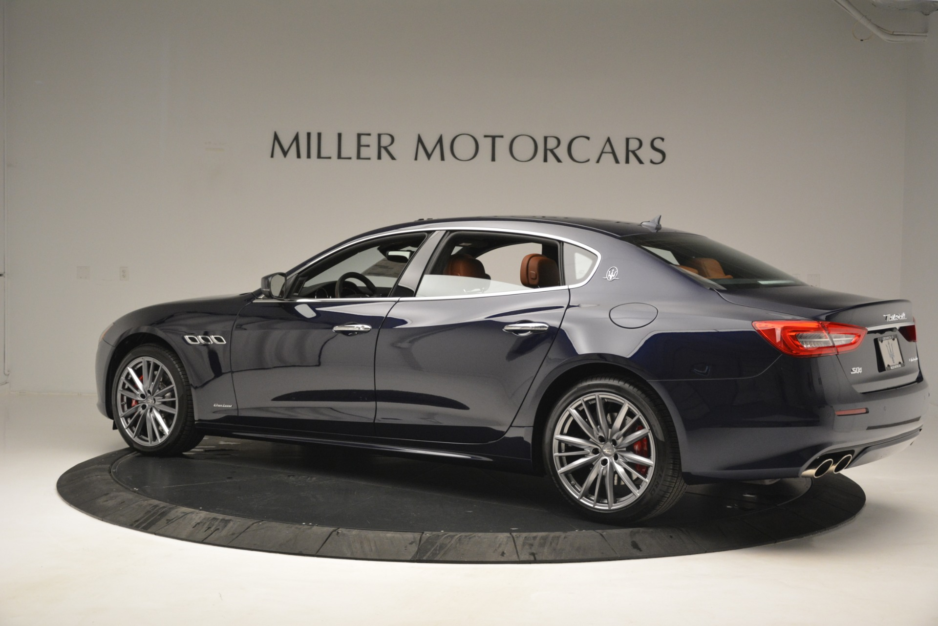 New 2019 Maserati Quattroporte S Q4 GranLusso For Sale In Greenwich, CT. Alfa Romeo of Greenwich, M2231 2803_p5