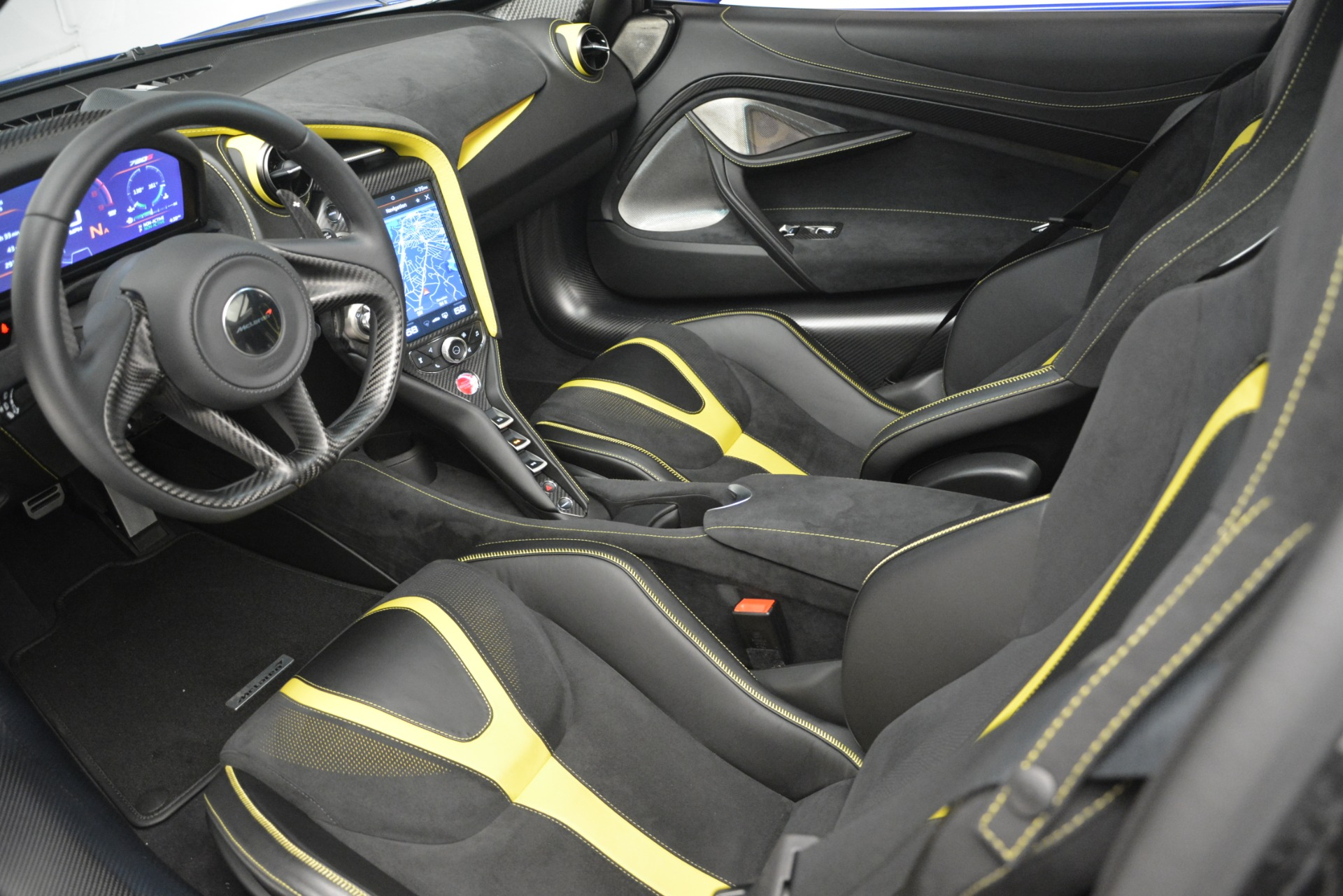 Used 2018 McLaren 720S Performance For Sale In Greenwich, CT. Alfa Romeo of Greenwich, MC403A 2804_p17