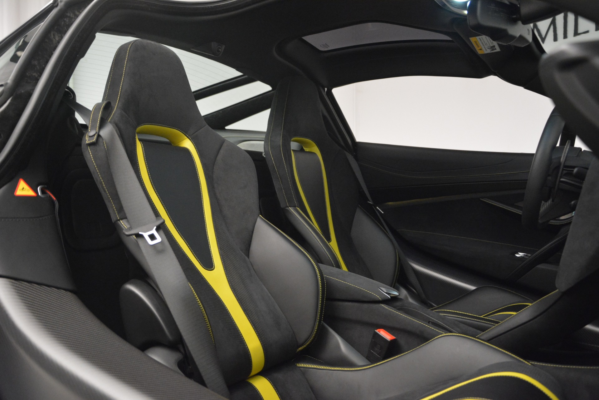 Used 2018 McLaren 720S Performance For Sale In Greenwich, CT. Alfa Romeo of Greenwich, MC403A 2804_p22