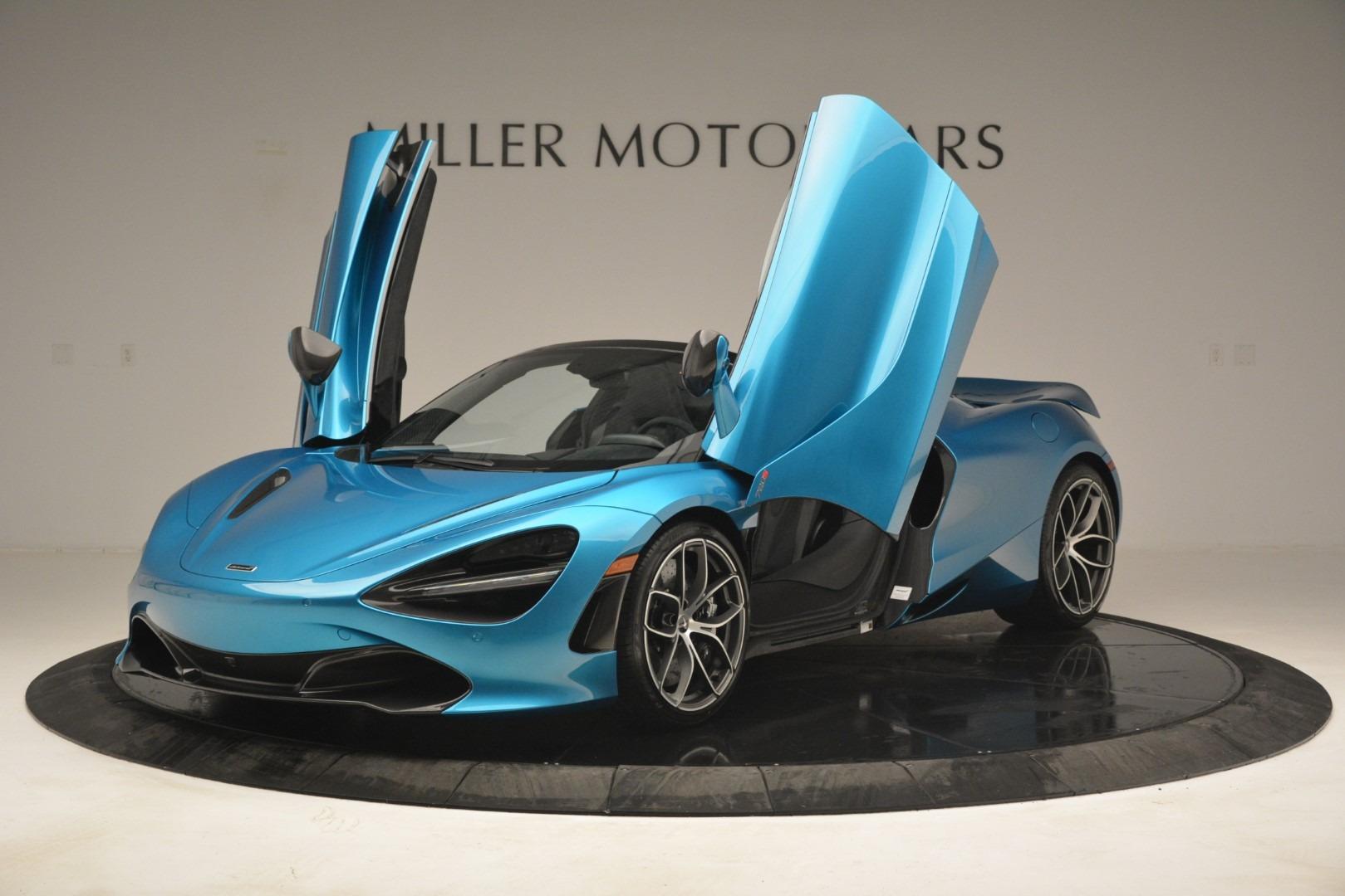 New 2019 McLaren 720S Convertible For Sale In Greenwich, CT. Alfa Romeo of Greenwich, 8888 2805_p13