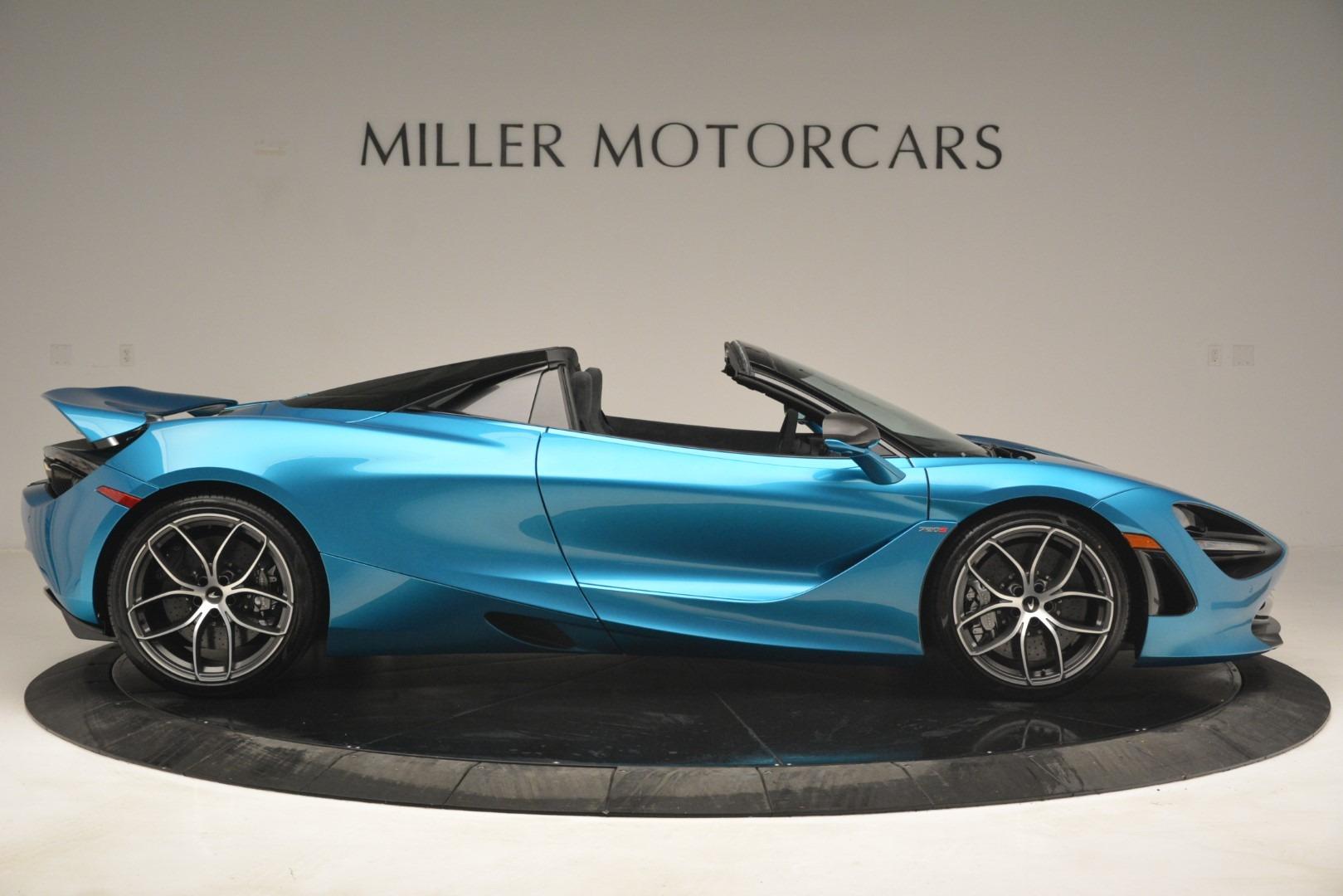 New 2019 McLaren 720S Convertible For Sale In Greenwich, CT. Alfa Romeo of Greenwich, 8888 2805_p9