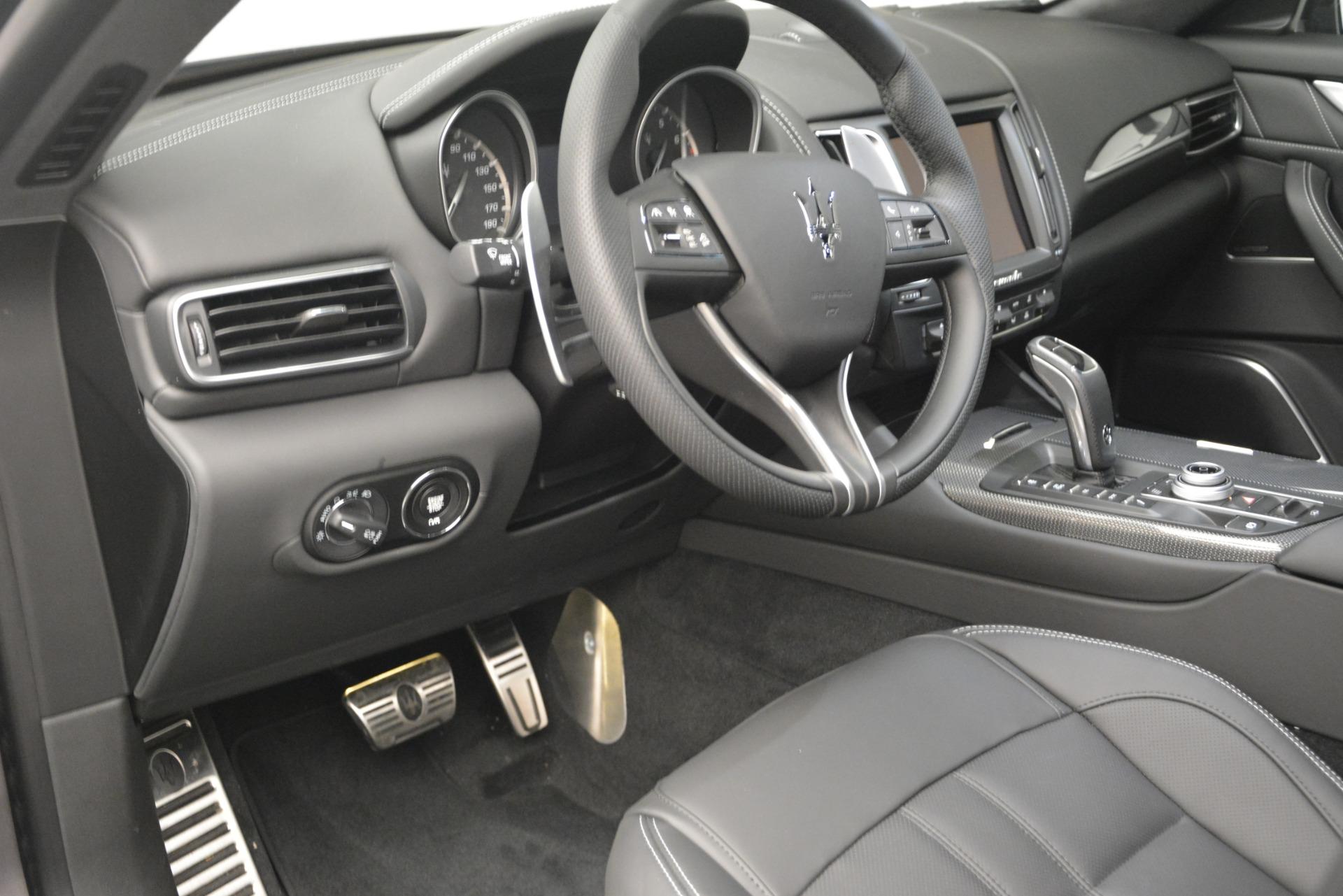 New 2019 Maserati Levante Q4 GranSport For Sale In Greenwich, CT. Alfa Romeo of Greenwich, M2246 2806_p21