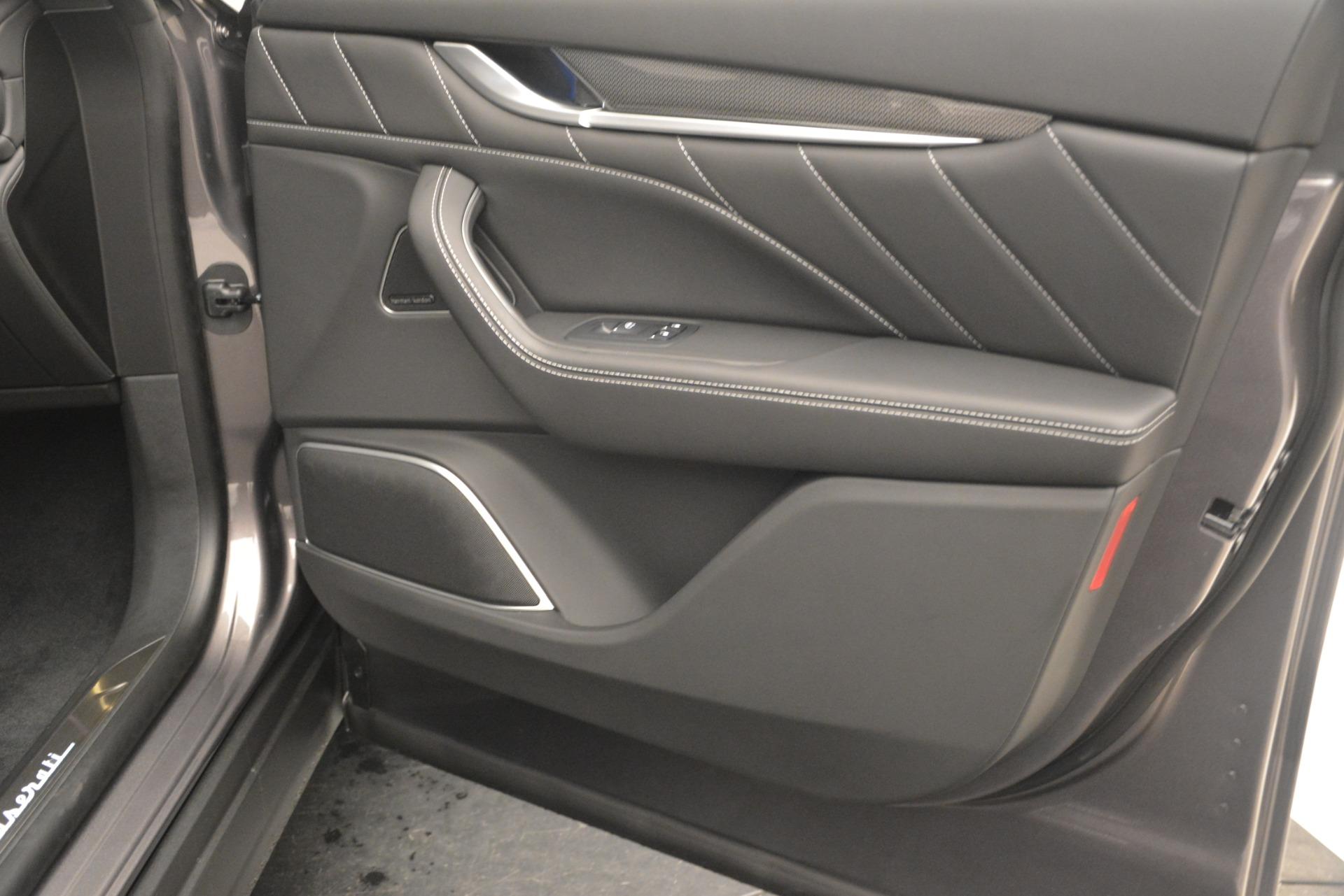 New 2019 Maserati Levante Q4 GranSport For Sale In Greenwich, CT. Alfa Romeo of Greenwich, M2246 2806_p31