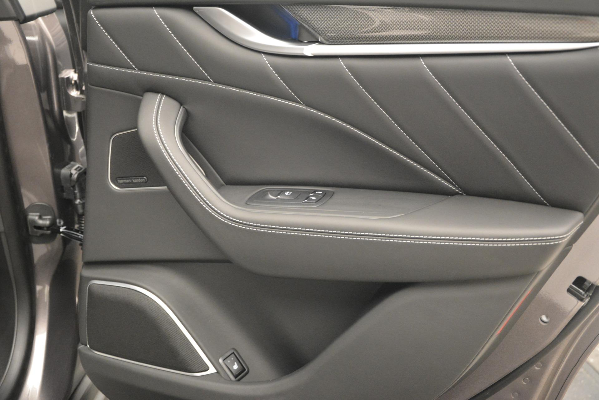 New 2019 Maserati Levante Q4 GranSport For Sale In Greenwich, CT. Alfa Romeo of Greenwich, M2246 2806_p32