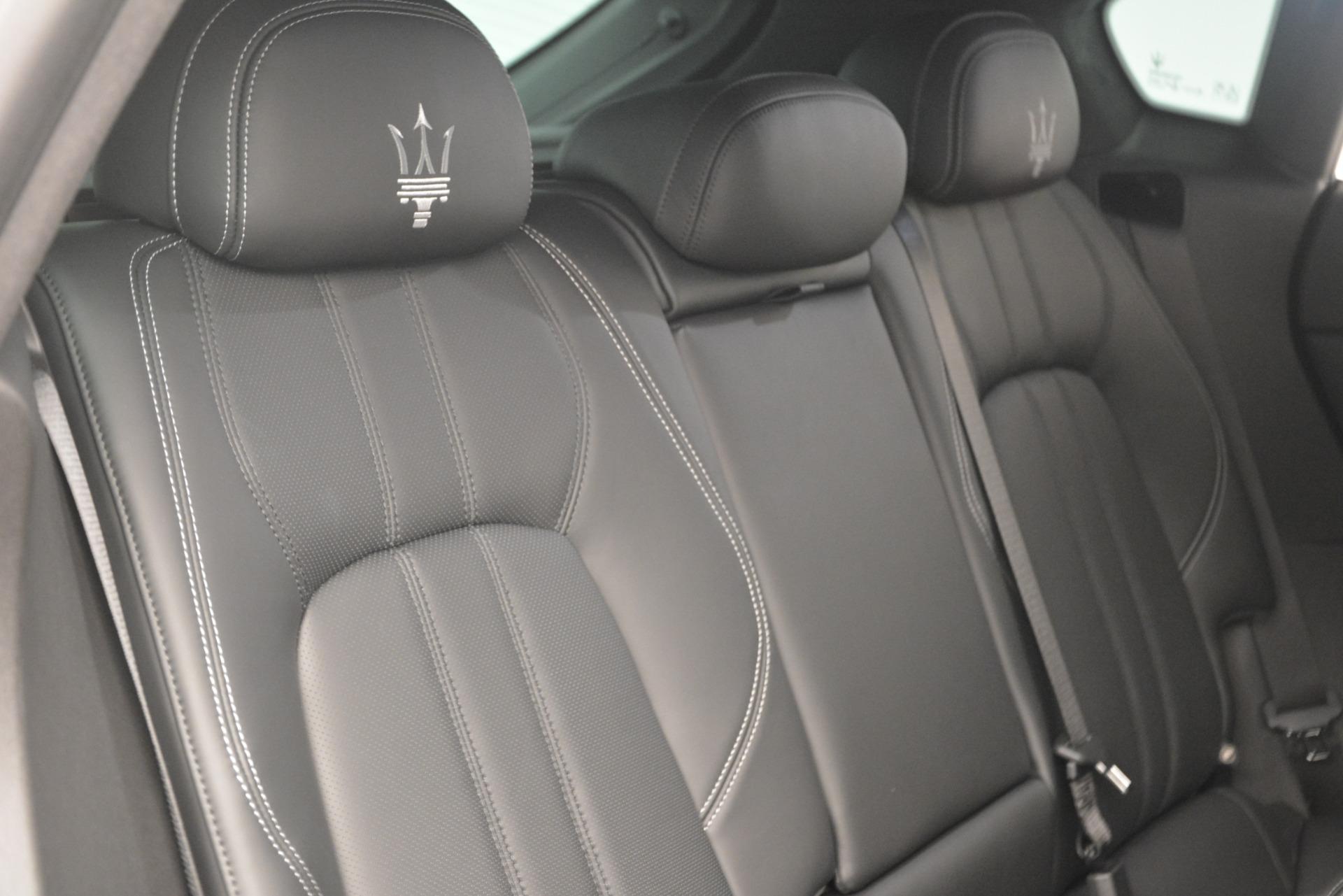 New 2019 Maserati Levante Q4 GranSport For Sale In Greenwich, CT. Alfa Romeo of Greenwich, M2246 2806_p34