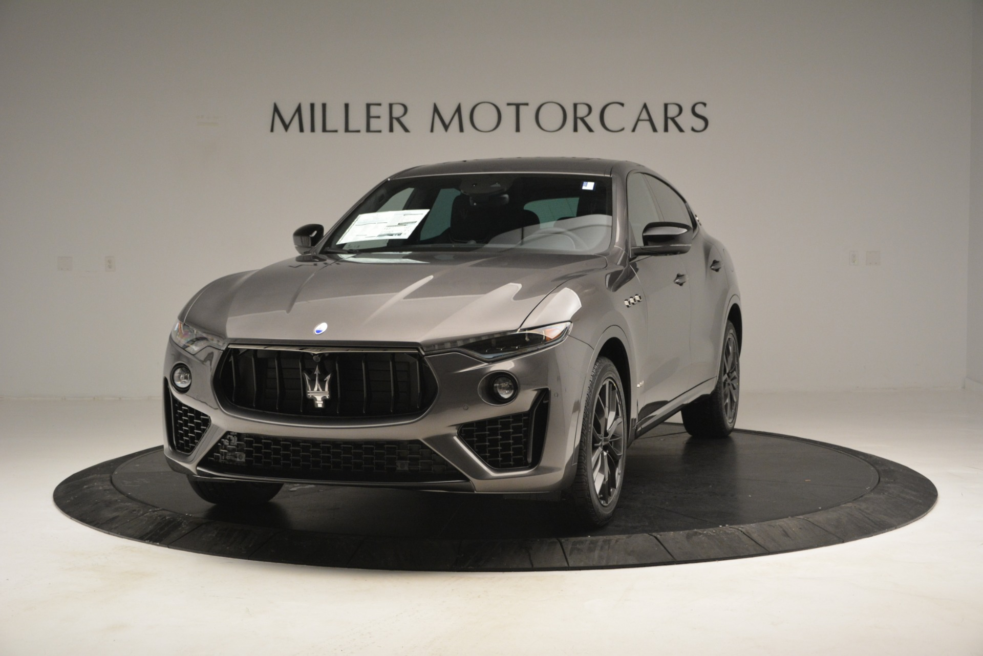 New 2019 Maserati Levante Q4 GranSport For Sale In Greenwich, CT. Alfa Romeo of Greenwich, M2248 2807_main