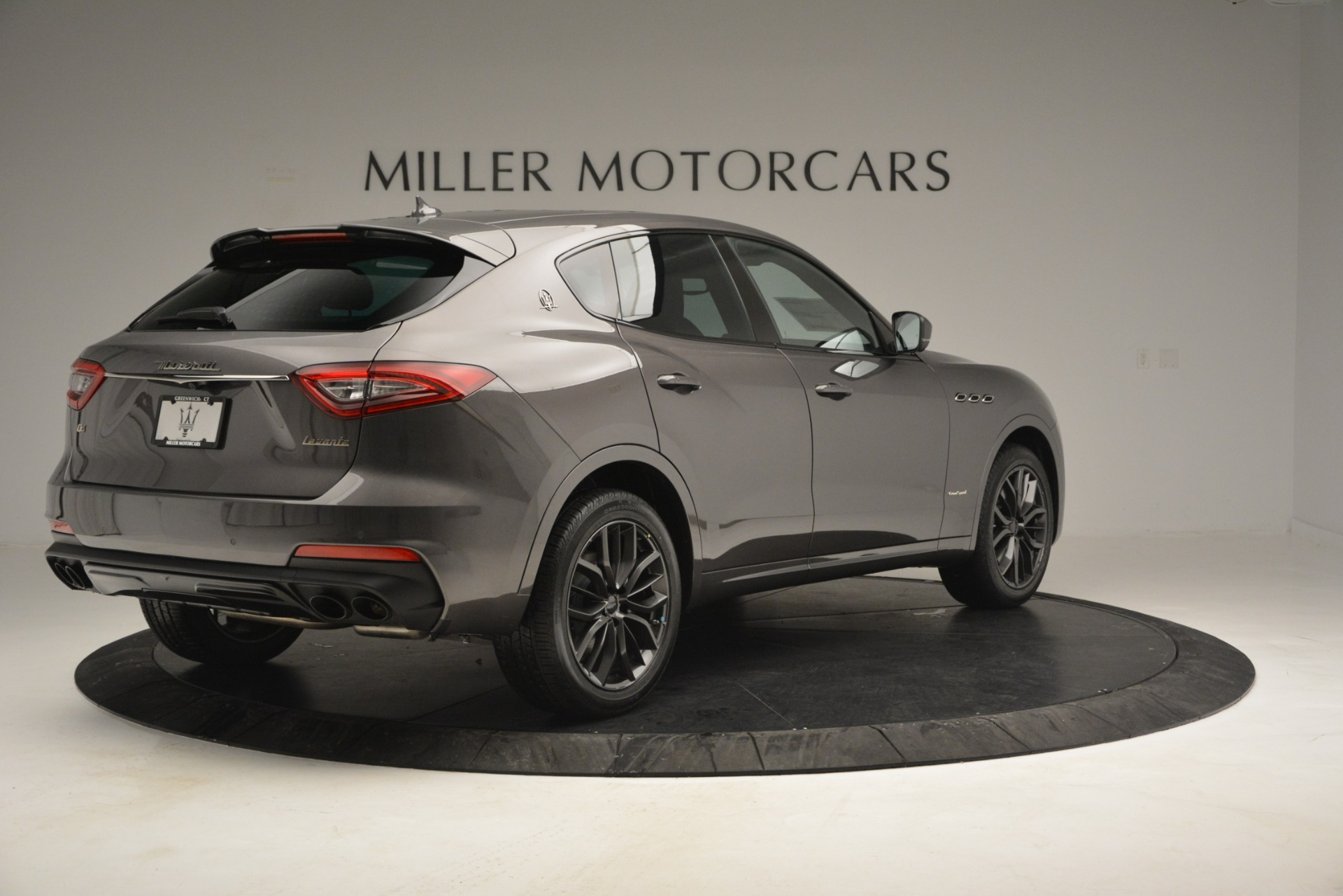 New 2019 Maserati Levante Q4 GranSport For Sale In Greenwich, CT. Alfa Romeo of Greenwich, M2248 2807_p12
