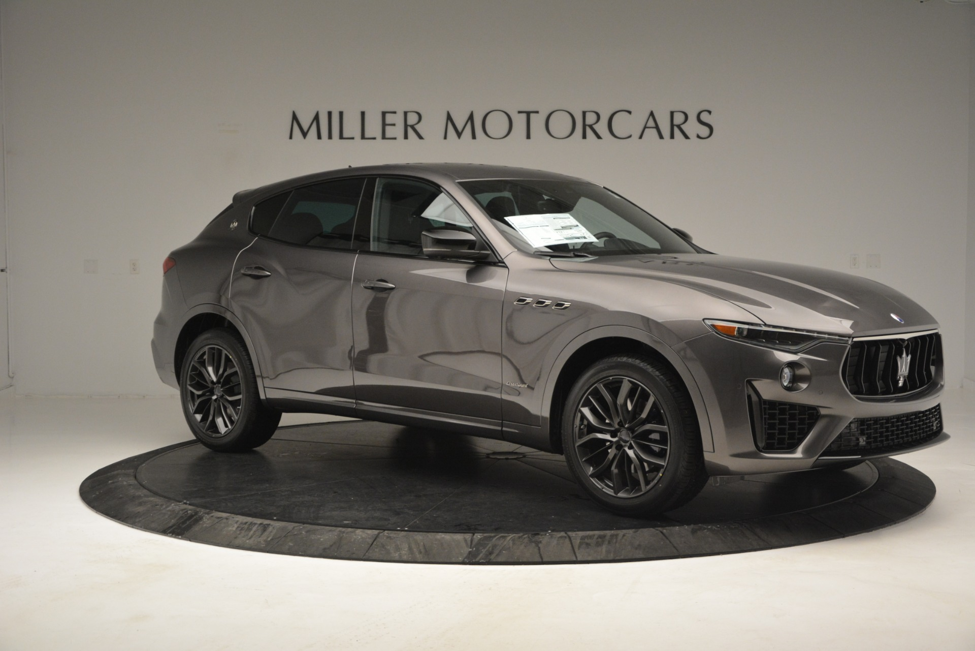 New 2019 Maserati Levante Q4 GranSport For Sale In Greenwich, CT. Alfa Romeo of Greenwich, M2248 2807_p17