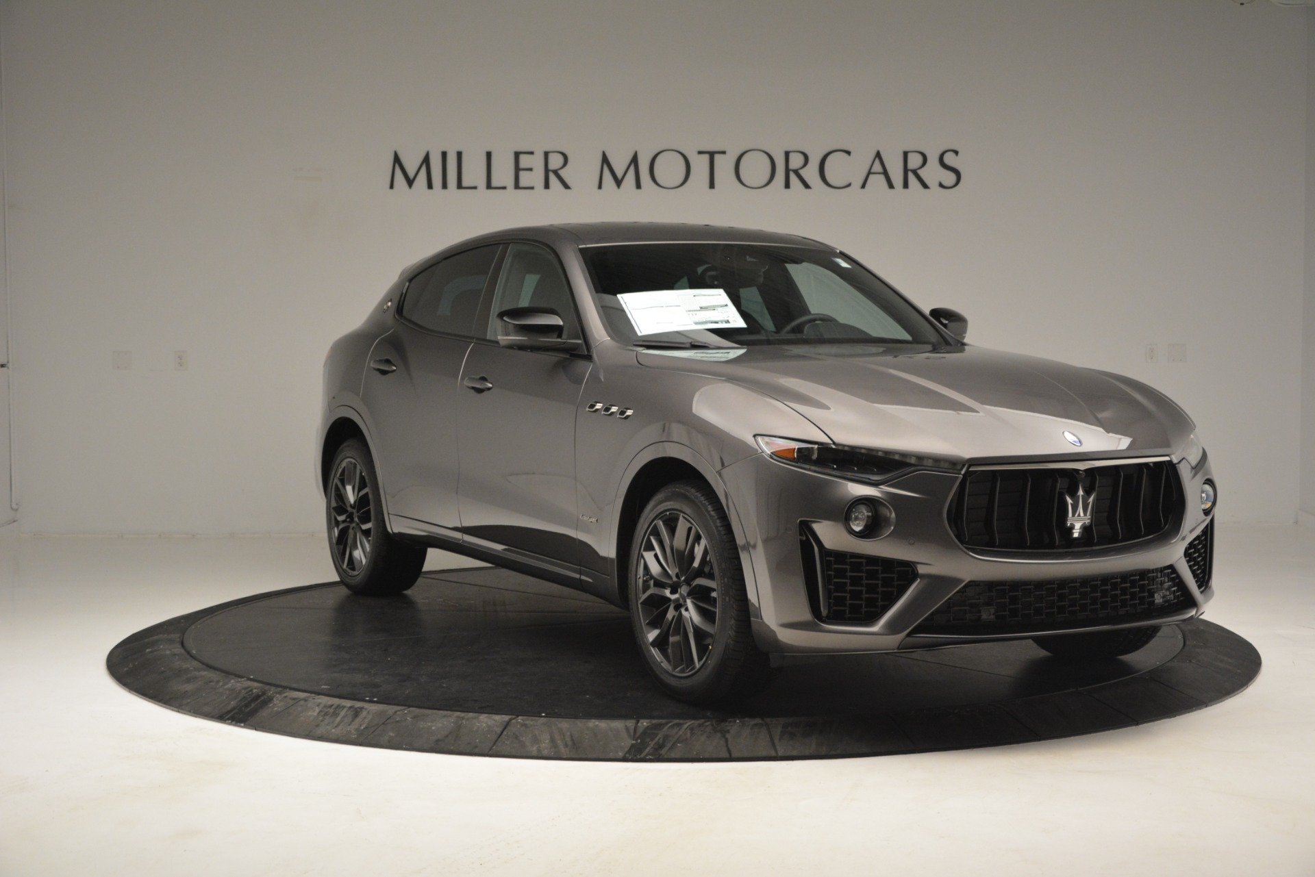 New 2019 Maserati Levante Q4 GranSport For Sale In Greenwich, CT. Alfa Romeo of Greenwich, M2248 2807_p18