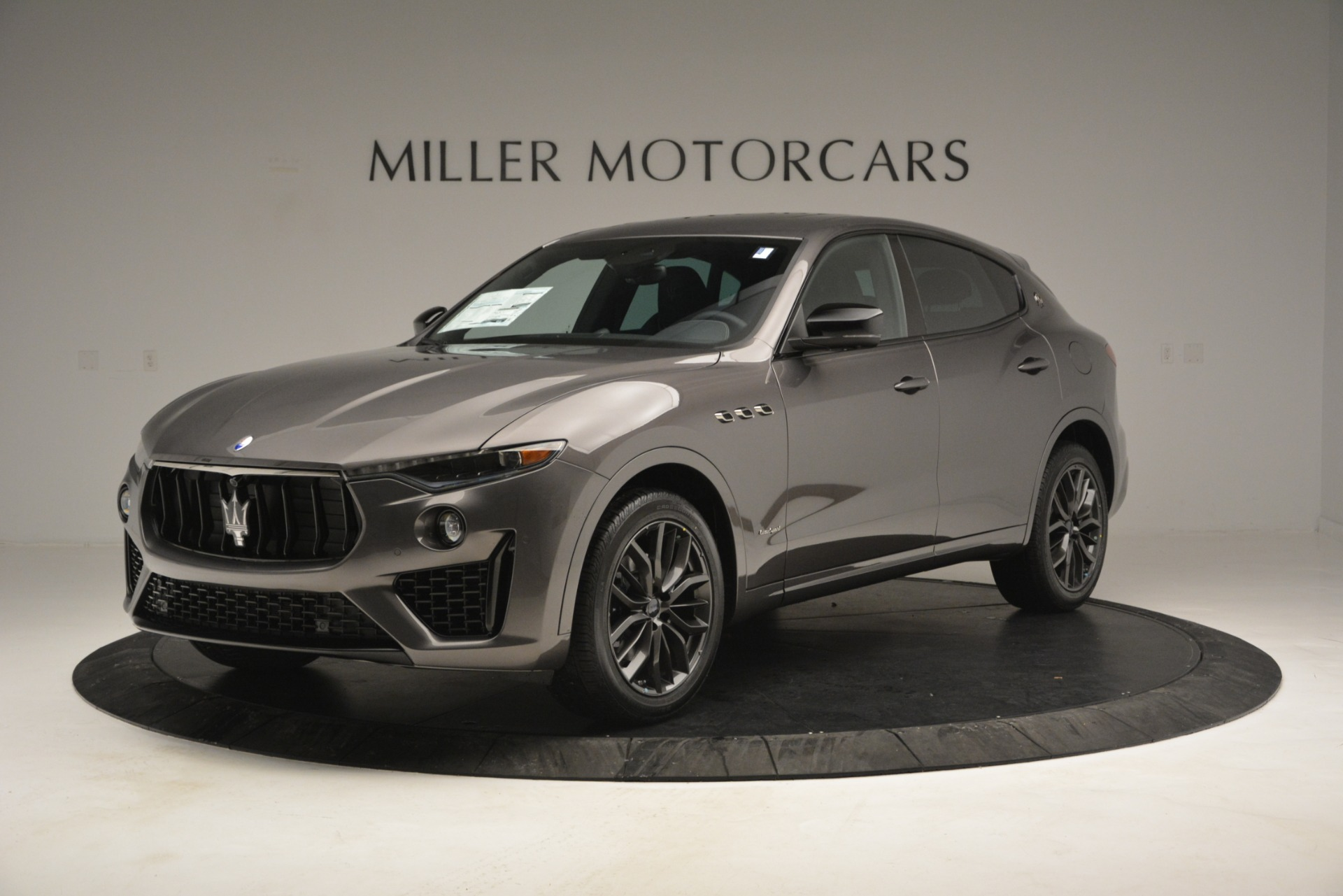 New 2019 Maserati Levante Q4 GranSport For Sale In Greenwich, CT. Alfa Romeo of Greenwich, M2248 2807_p2