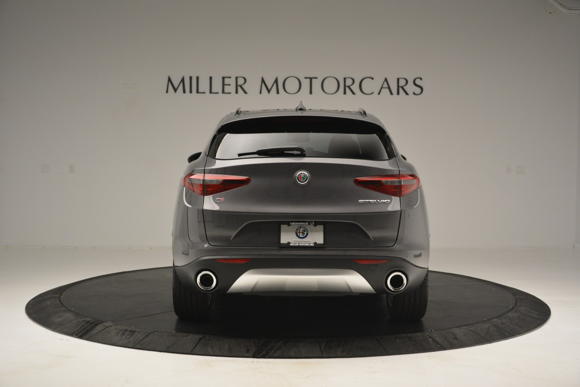 New 2019 Alfa Romeo Stelvio Sport Q4 For Sale In Greenwich, CT. Alfa Romeo of Greenwich, L518 2809_p6