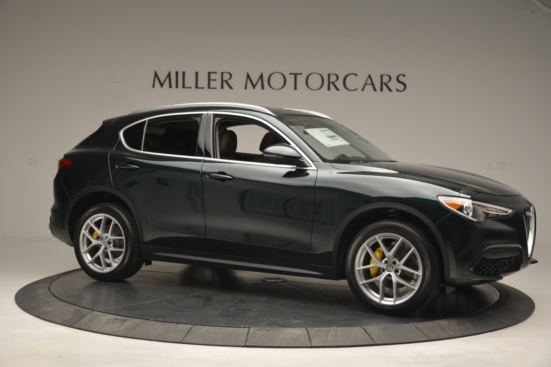 New 2019 Alfa Romeo Stelvio Q4 For Sale In Greenwich, CT. Alfa Romeo of Greenwich, L521 2812_p10