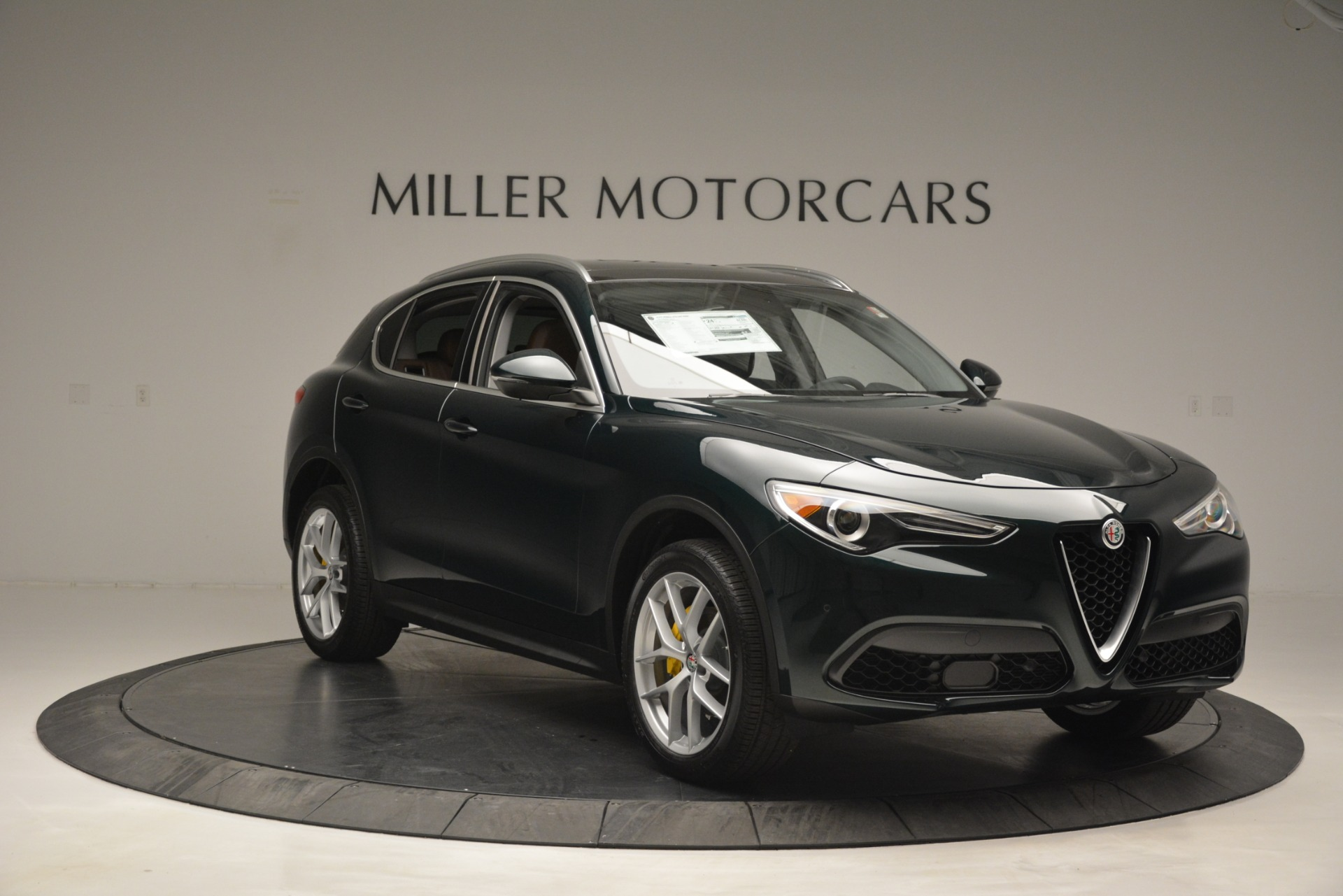 New 2019 Alfa Romeo Stelvio Q4 For Sale In Greenwich, CT. Alfa Romeo of Greenwich, L521 2812_p11