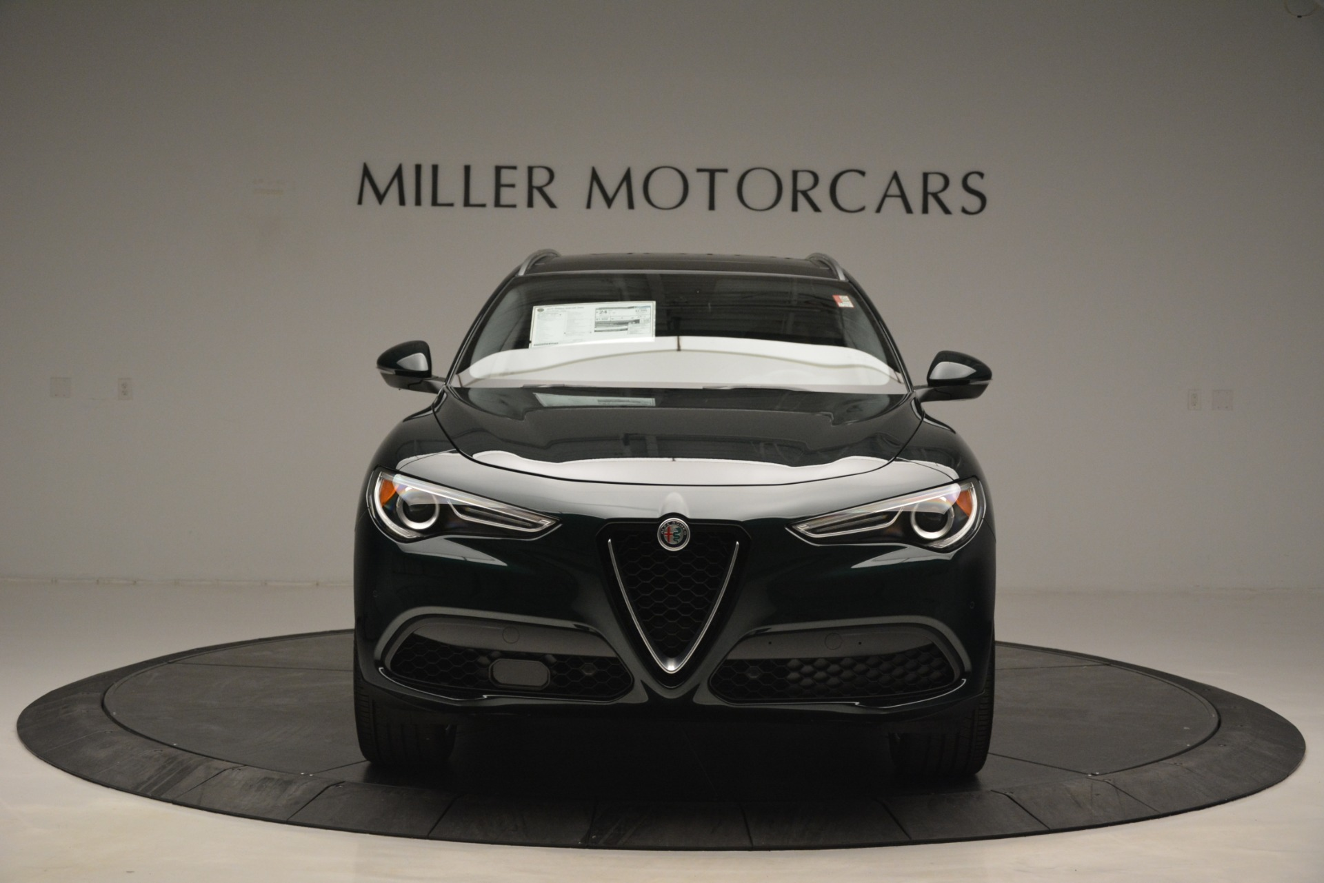 New 2019 Alfa Romeo Stelvio Q4 For Sale In Greenwich, CT. Alfa Romeo of Greenwich, L521 2812_p12