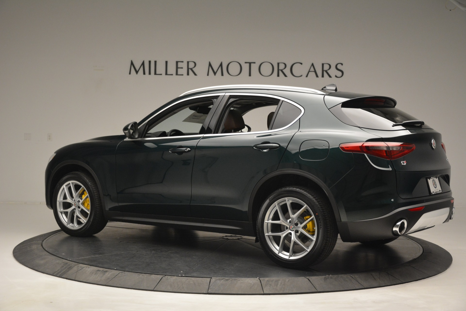 New 2019 Alfa Romeo Stelvio Q4 For Sale In Greenwich, CT. Alfa Romeo of Greenwich, L521 2812_p4