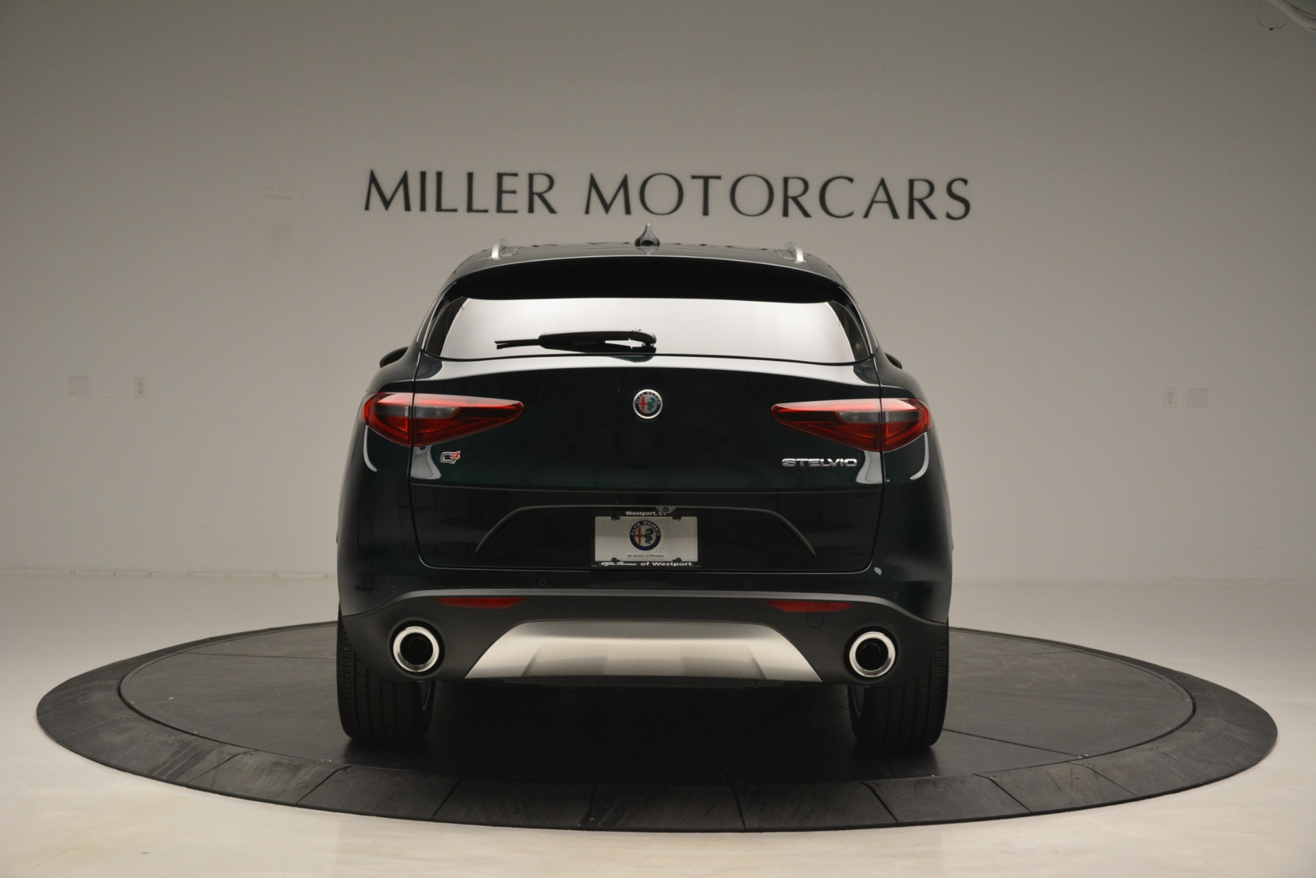 New 2019 Alfa Romeo Stelvio Q4 For Sale In Greenwich, CT. Alfa Romeo of Greenwich, L521 2812_p6