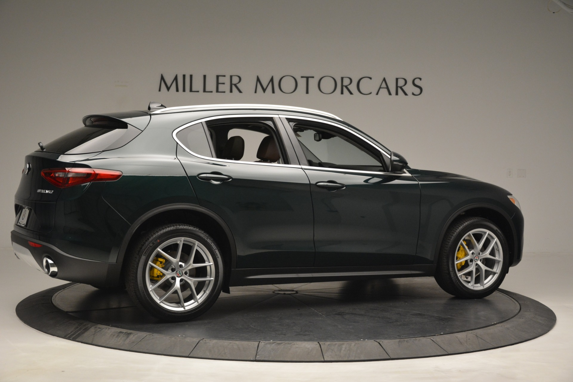 New 2019 Alfa Romeo Stelvio Q4 For Sale In Greenwich, CT. Alfa Romeo of Greenwich, L521 2812_p8