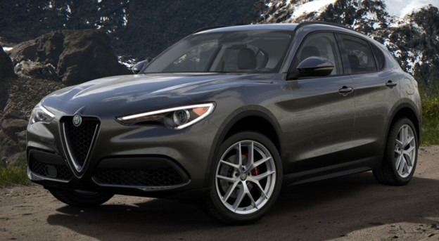 New 2019 Alfa Romeo Stelvio Sport Q4 For Sale In Greenwich, CT. Alfa Romeo of Greenwich, L523