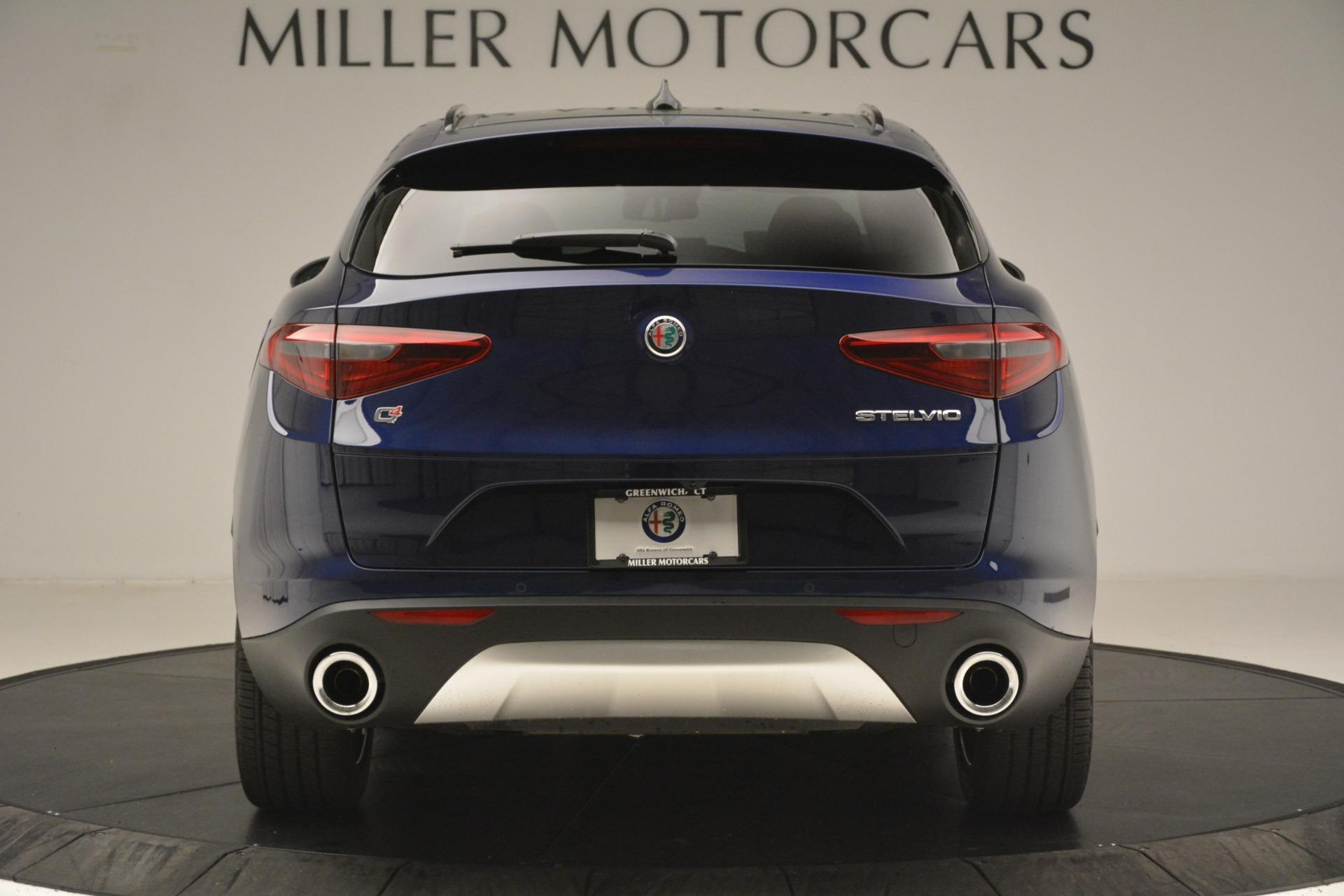 New 2019 Alfa Romeo Stelvio Sport Q4 For Sale In Greenwich, CT. Alfa Romeo of Greenwich, L524 2815_p6