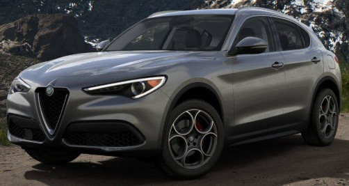 New 2019 Alfa Romeo Stelvio Q4 For Sale In Greenwich, CT. Alfa Romeo of Greenwich, L525 2816_main