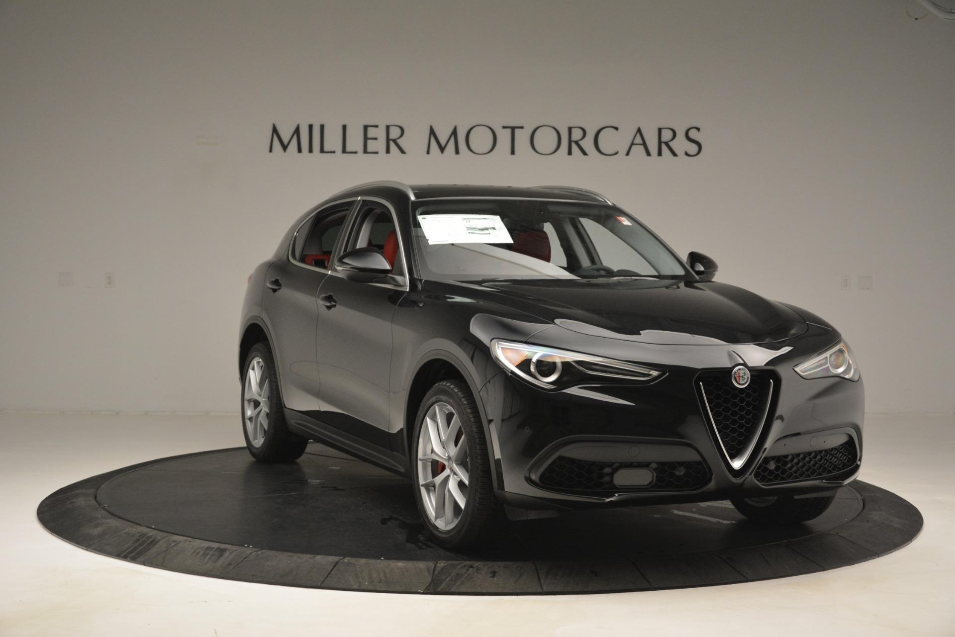 New 2019 Alfa Romeo Stelvio Q4 For Sale In Greenwich, CT. Alfa Romeo of Greenwich, L528 2818_p11
