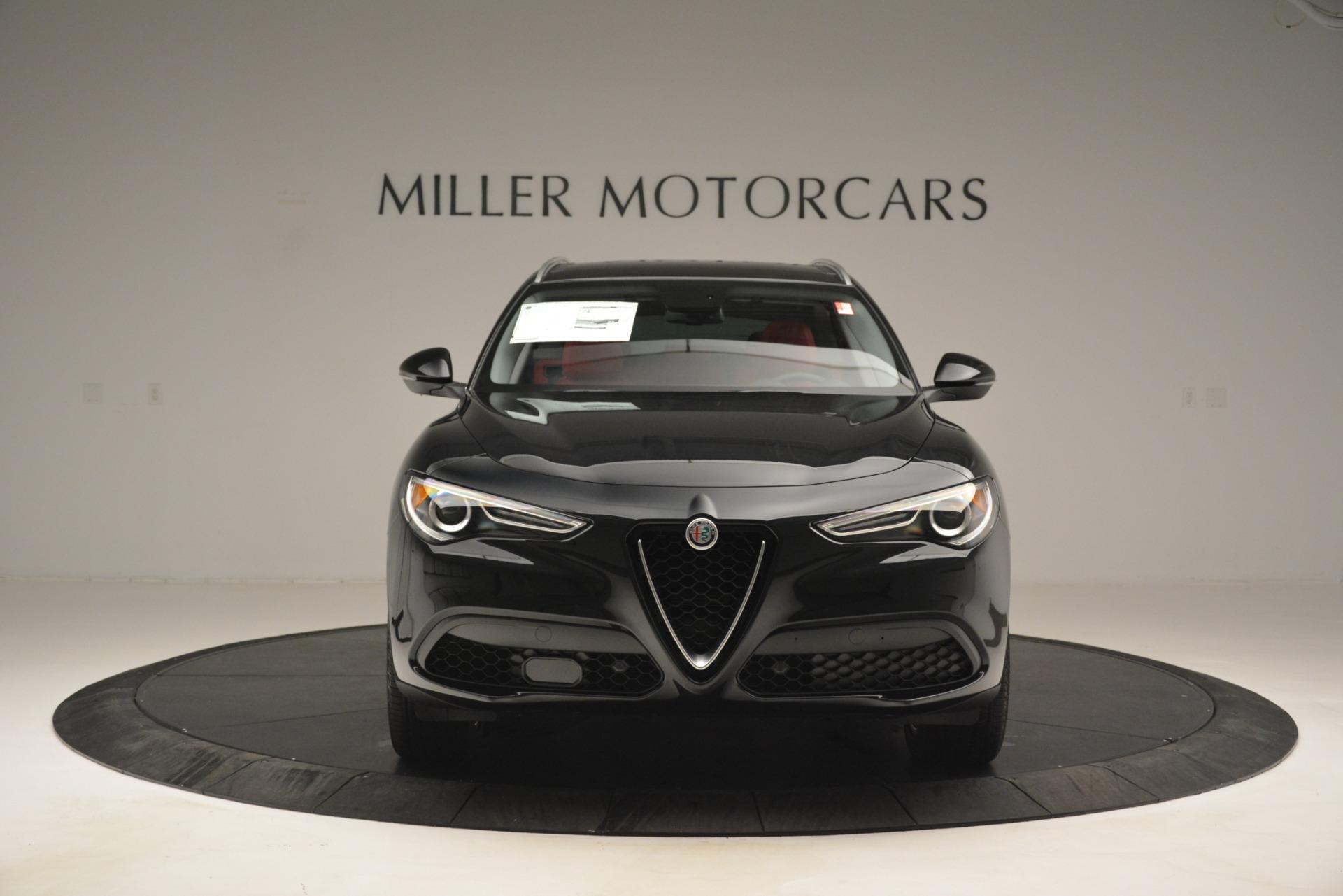 New 2019 Alfa Romeo Stelvio Q4 For Sale In Greenwich, CT. Alfa Romeo of Greenwich, L528 2818_p12