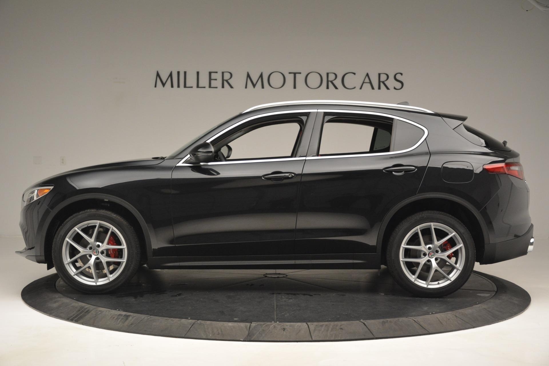 New 2019 Alfa Romeo Stelvio Q4 For Sale In Greenwich, CT. Alfa Romeo of Greenwich, L528 2818_p3