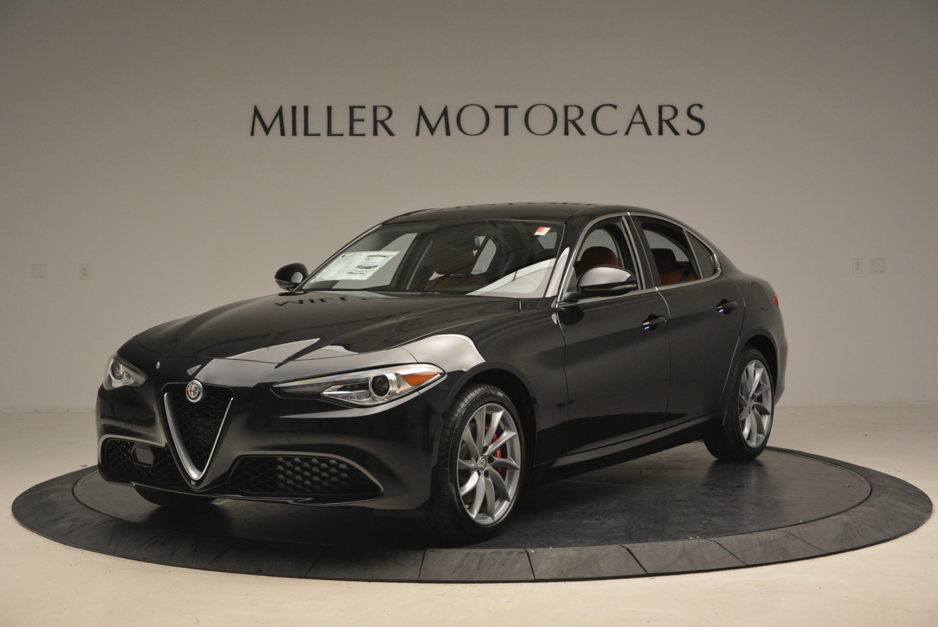 New 2019 Alfa Romeo Giulia Q4 For Sale $45890 In Greenwich, CT 2820_main