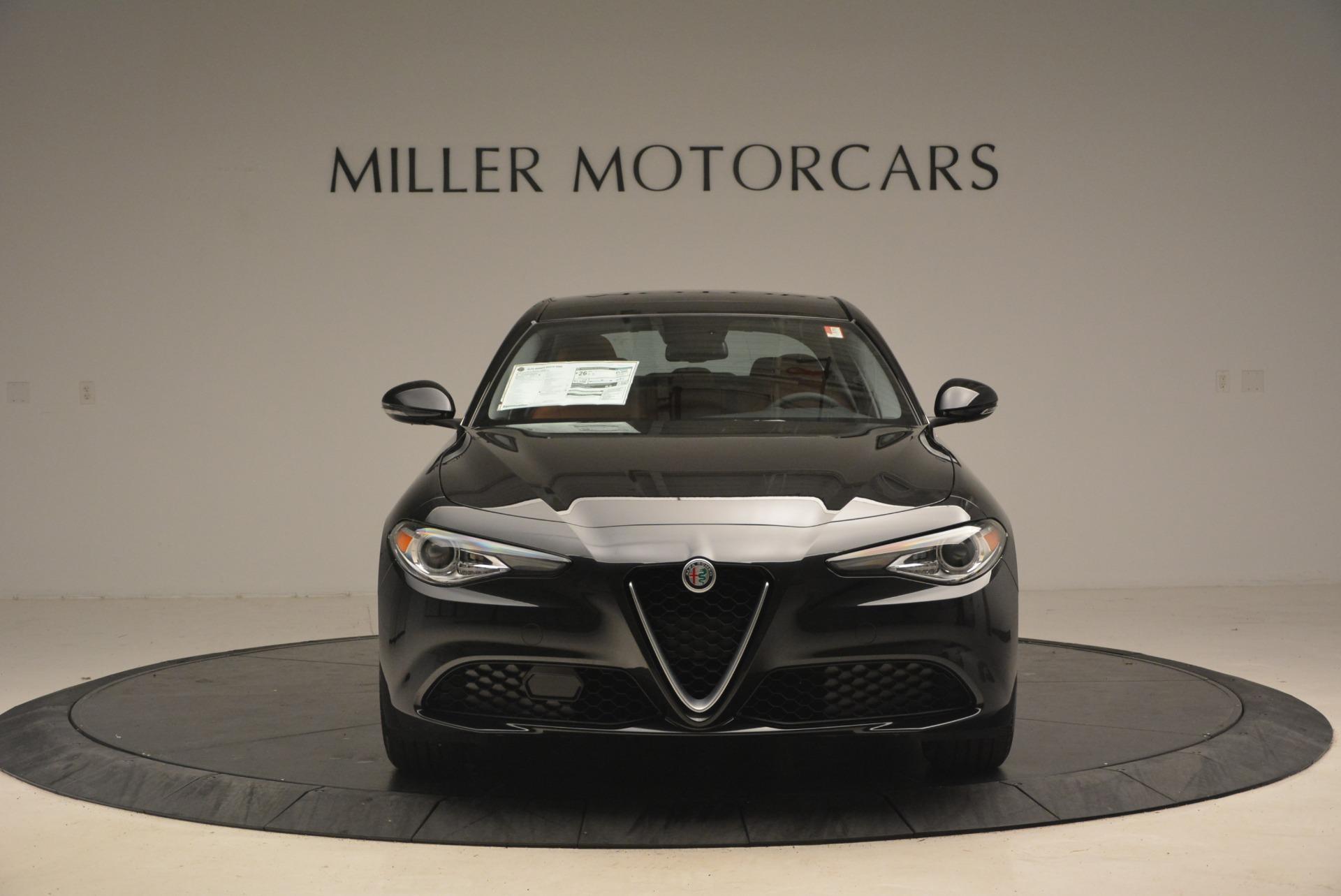New 2019 Alfa Romeo Giulia Q4 For Sale $45890 In Greenwich, CT 2820_p12