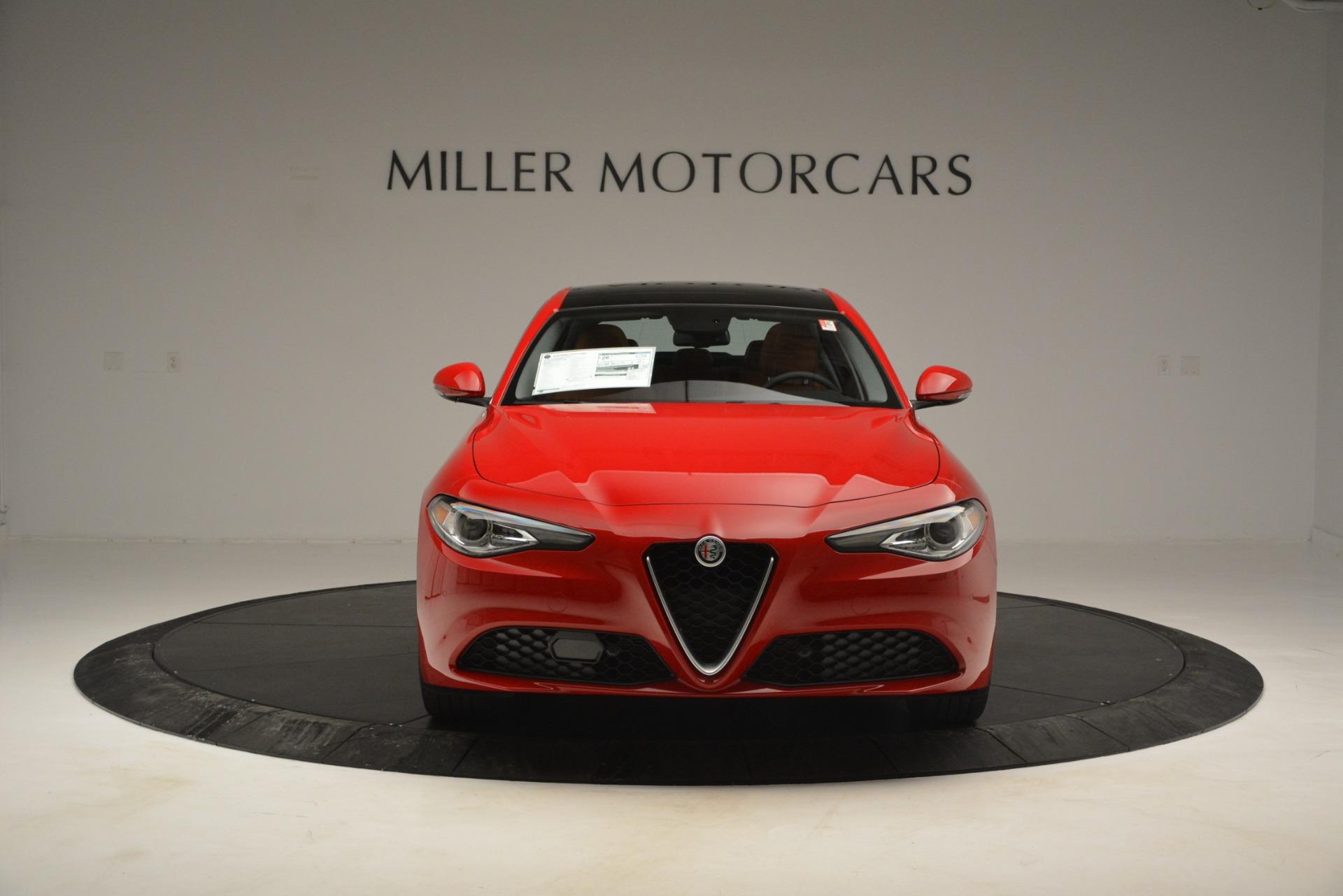 New 2019 Alfa Romeo Giulia Q4 For Sale In Greenwich, CT. Alfa Romeo of Greenwich, LW282 2821_p12