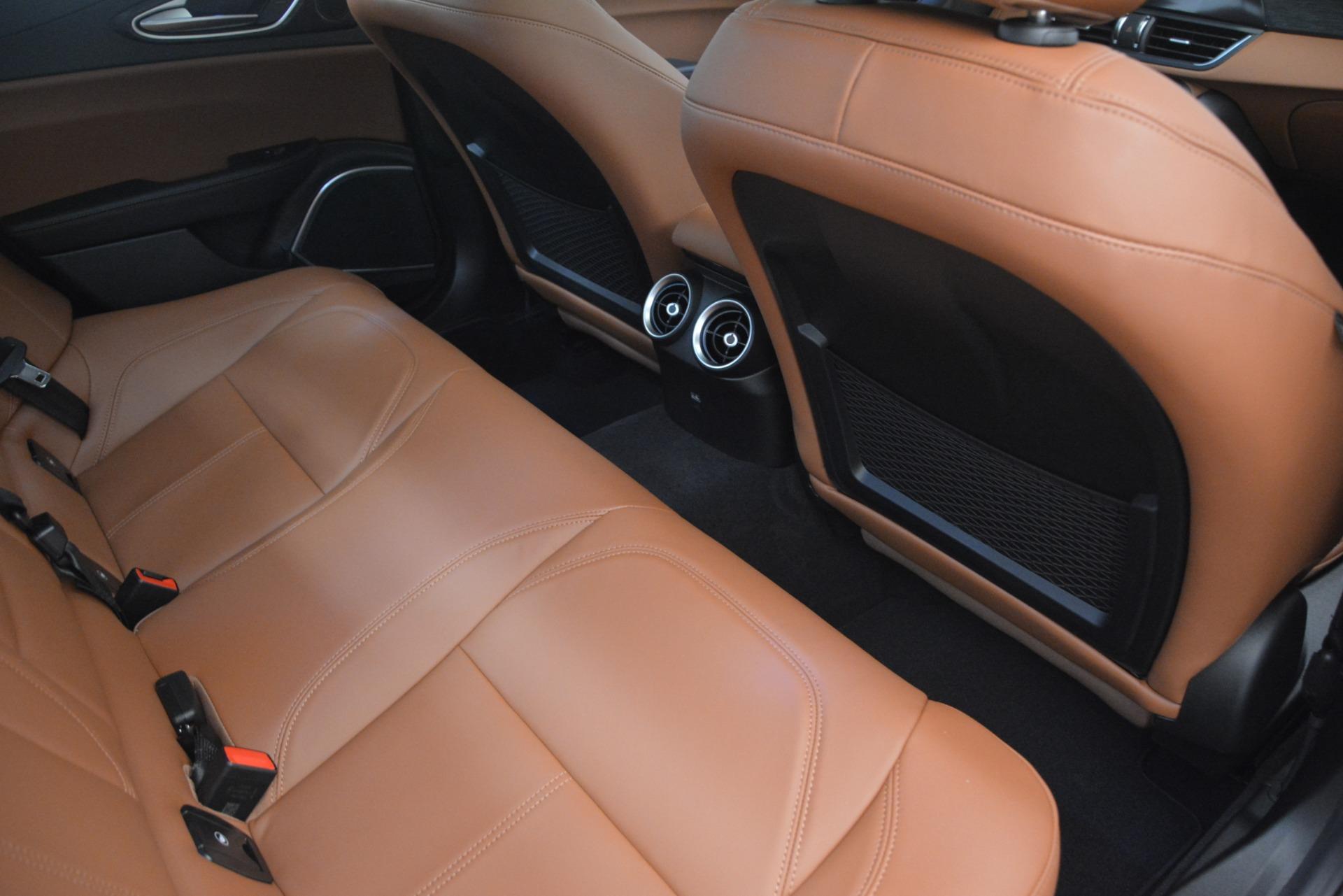 New 2019 Alfa Romeo Giulia Q4 For Sale In Greenwich, CT. Alfa Romeo of Greenwich, LW282 2821_p22