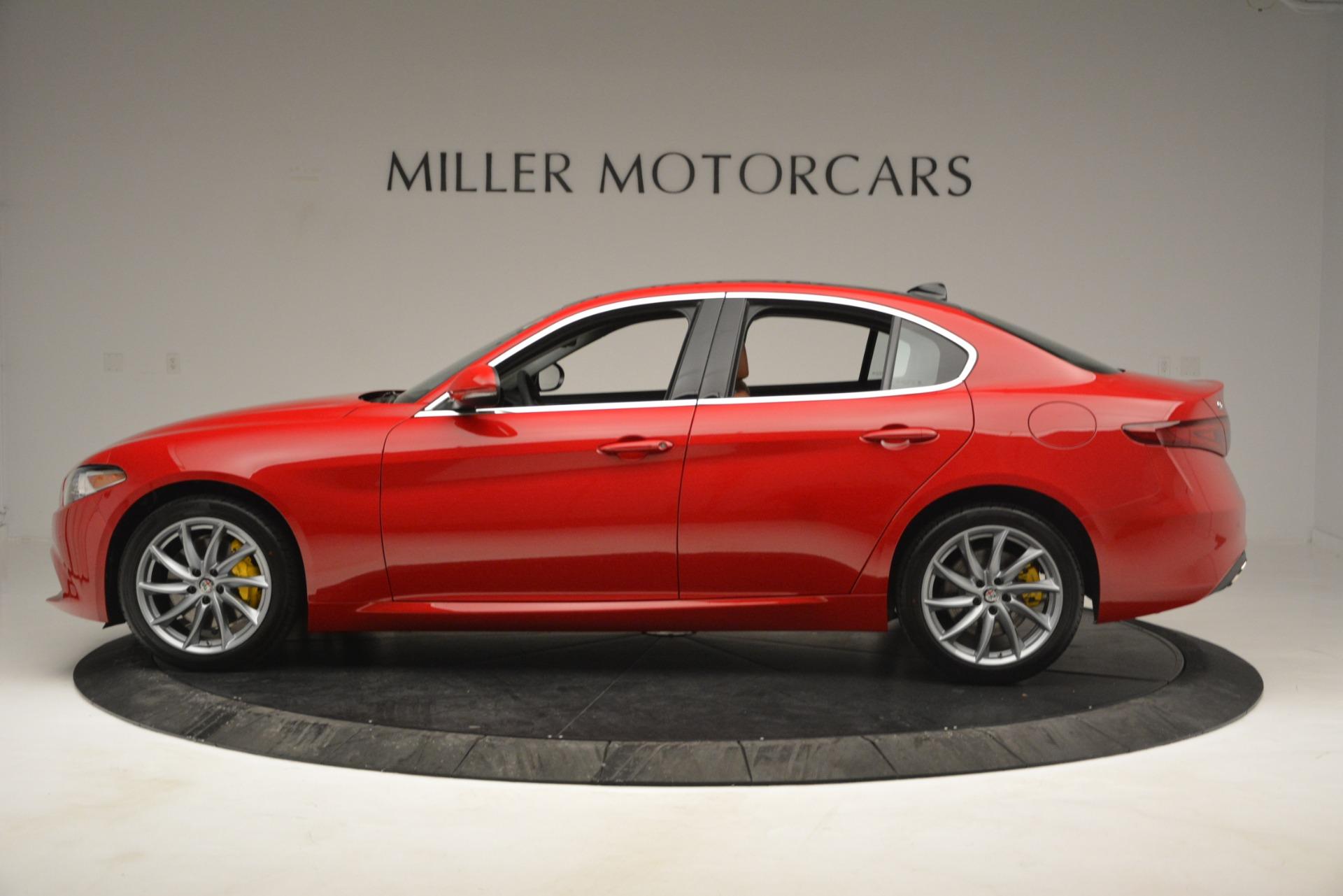 New 2019 Alfa Romeo Giulia Q4 For Sale In Greenwich, CT. Alfa Romeo of Greenwich, LW282 2821_p3