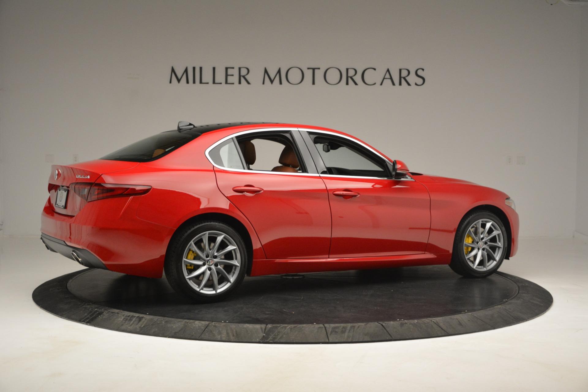 New 2019 Alfa Romeo Giulia Q4 For Sale In Greenwich, CT. Alfa Romeo of Greenwich, LW282 2821_p8