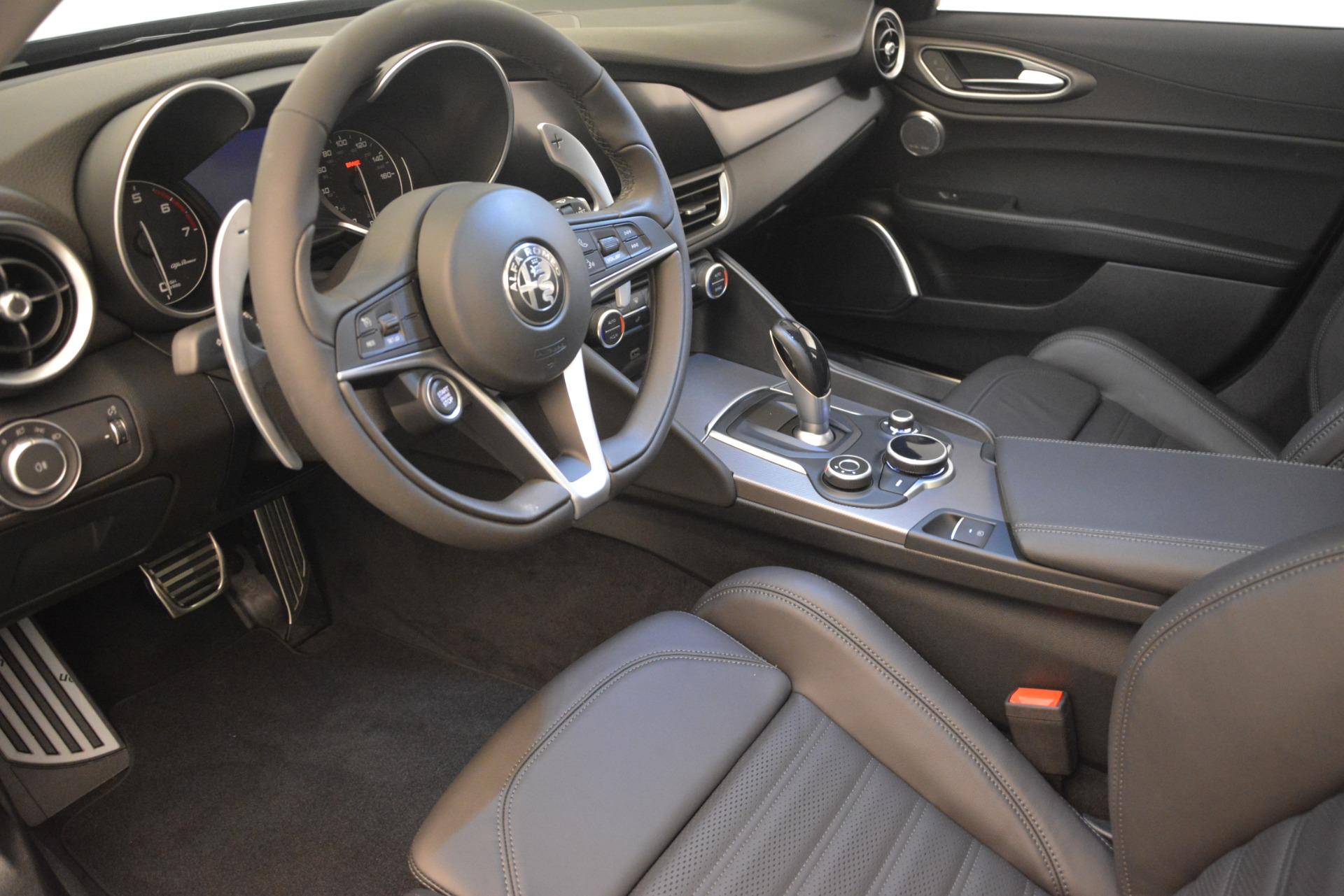 New 2019 Alfa Romeo Giulia Ti Sport Q4 For Sale In Greenwich, CT. Alfa Romeo of Greenwich, LW284 2823_p13