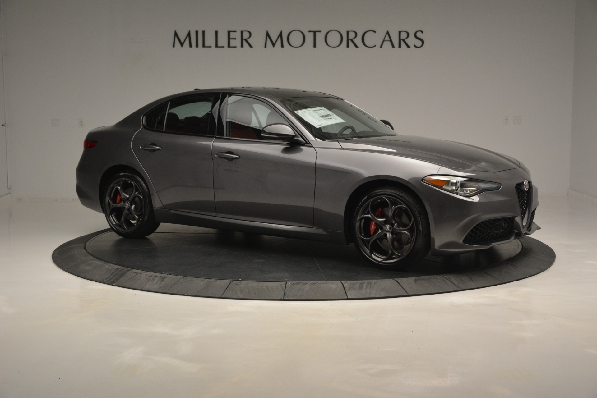 New 2019 Alfa Romeo Giulia Ti Sport Q4 For Sale In Greenwich, CT. Alfa Romeo of Greenwich, LW285 2824_p10