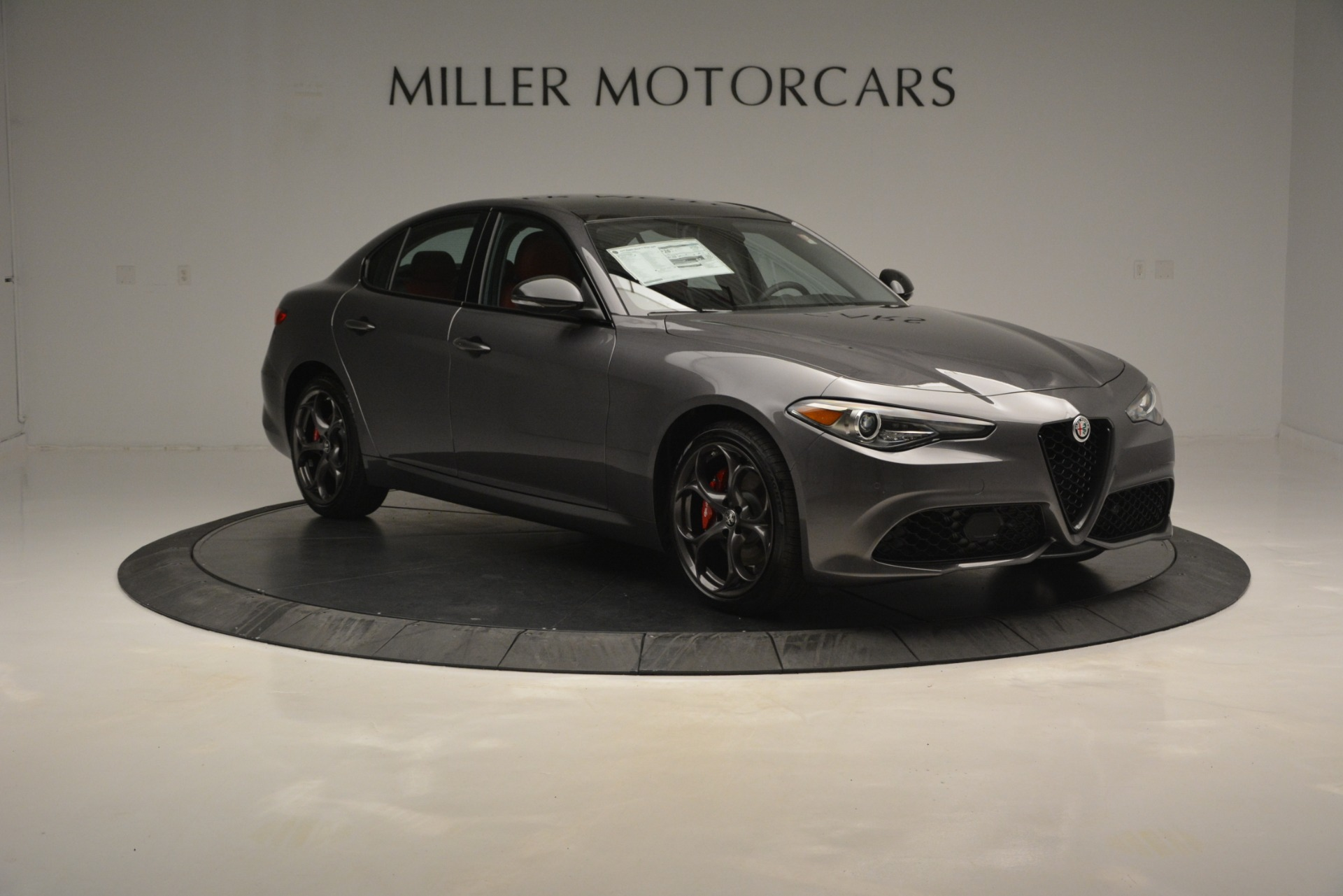 New 2019 Alfa Romeo Giulia Ti Sport Q4 For Sale In Greenwich, CT. Alfa Romeo of Greenwich, LW285 2824_p11
