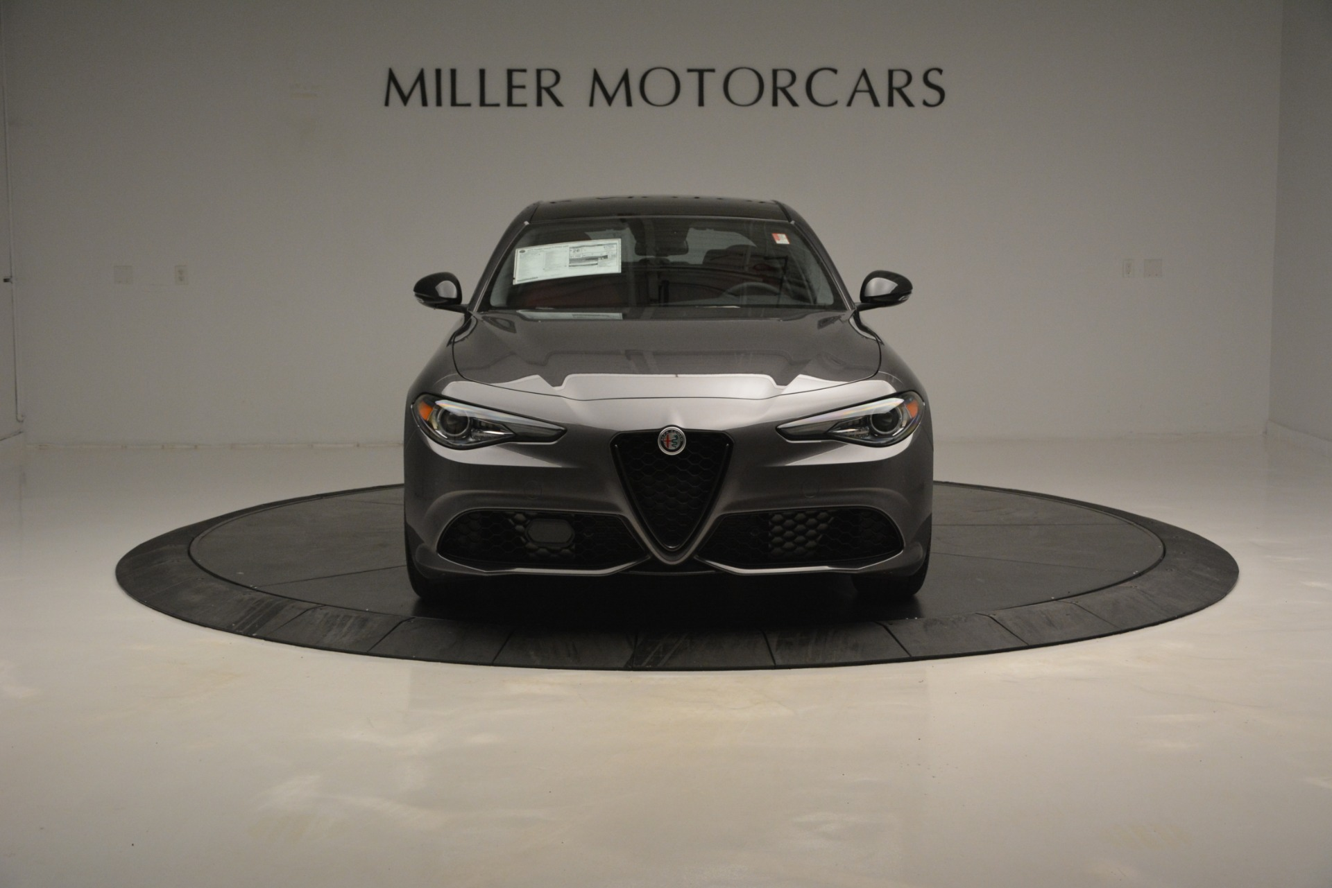 New 2019 Alfa Romeo Giulia Ti Sport Q4 For Sale In Greenwich, CT. Alfa Romeo of Greenwich, LW285 2824_p12