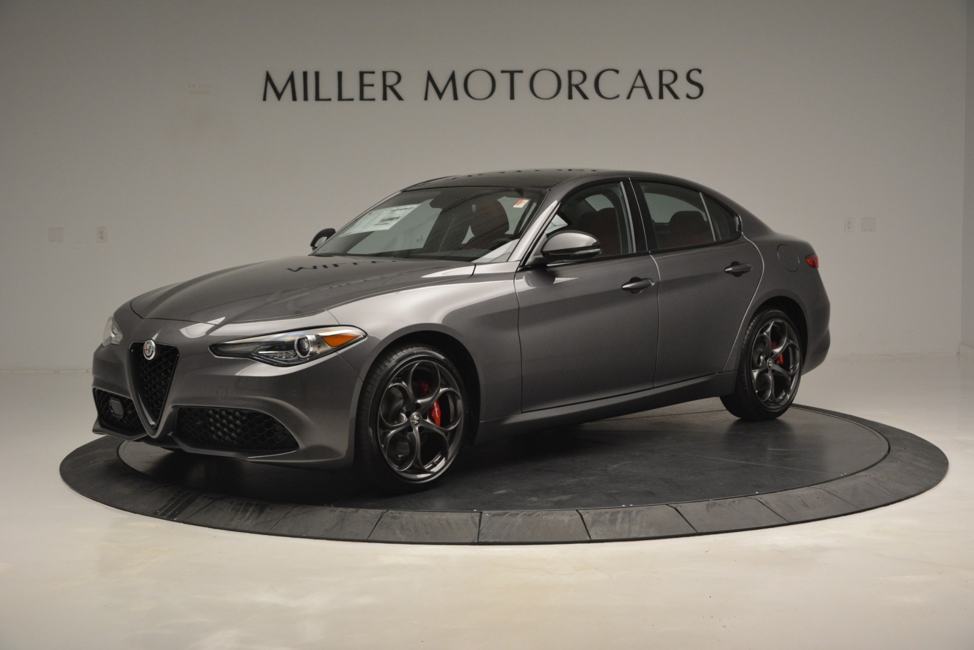 New 2019 Alfa Romeo Giulia Ti Sport Q4 For Sale In Greenwich, CT. Alfa Romeo of Greenwich, LW285 2824_p2