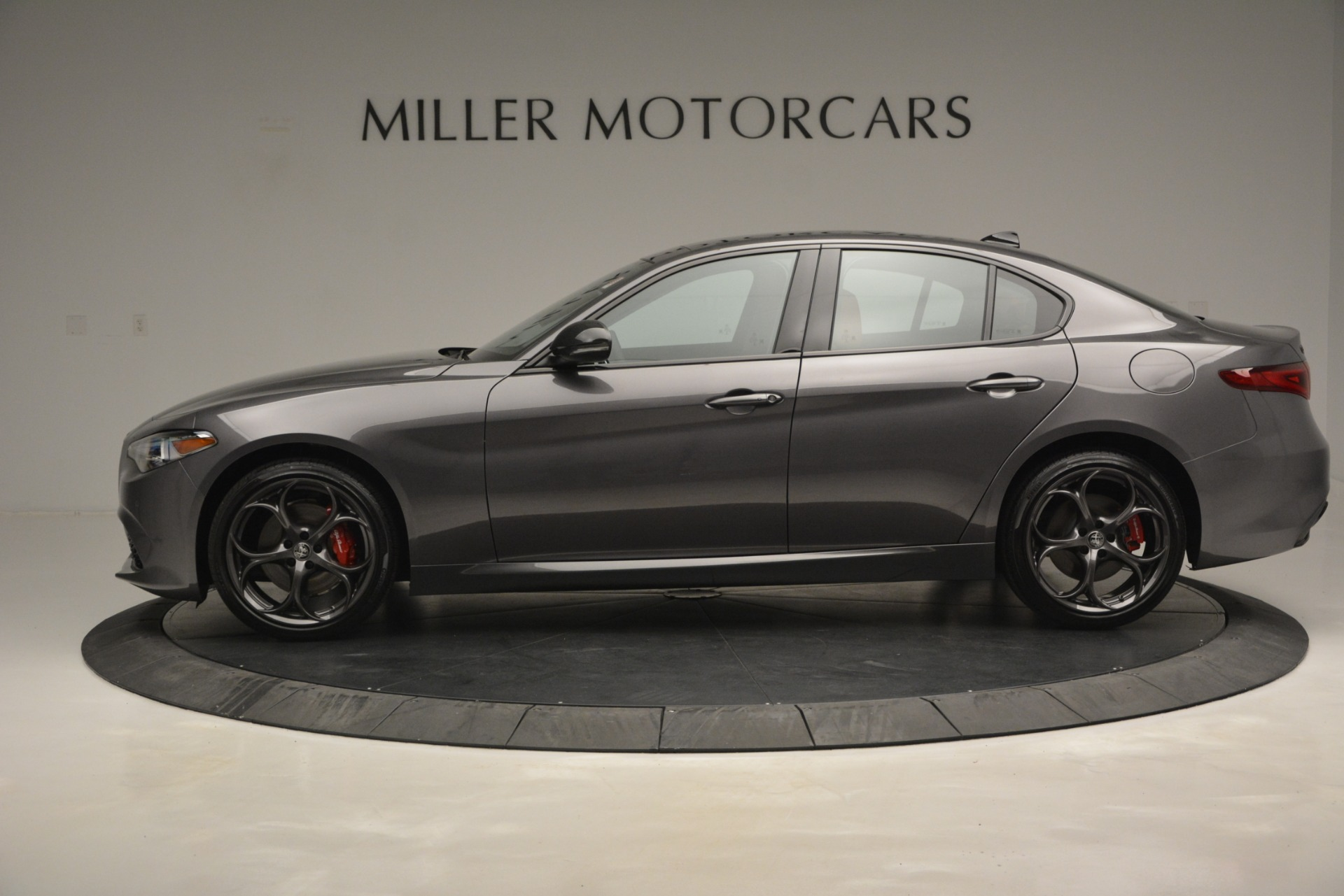 New 2019 Alfa Romeo Giulia Ti Sport Q4 For Sale In Greenwich, CT. Alfa Romeo of Greenwich, LW285 2824_p3