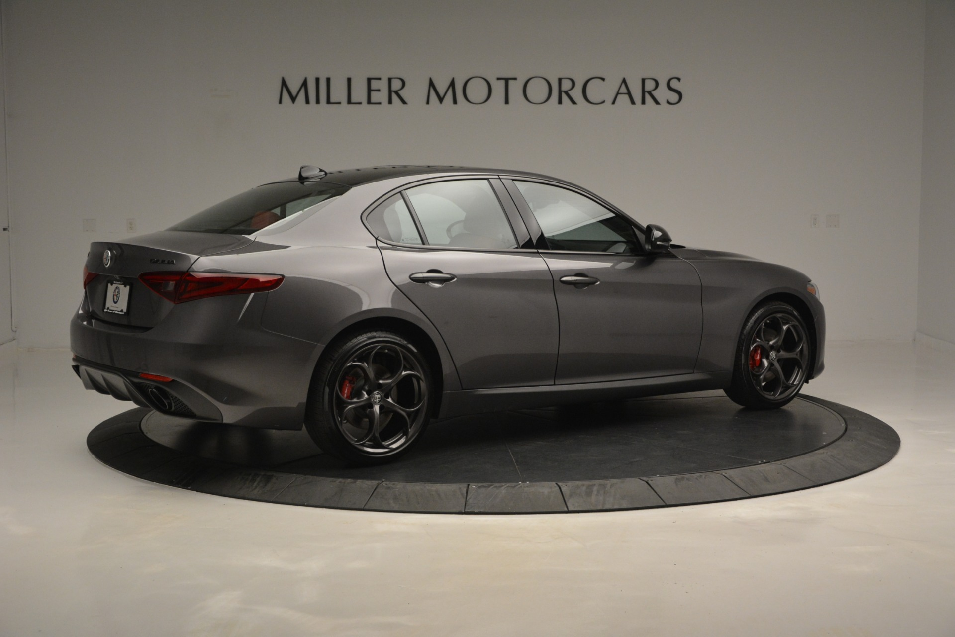 New 2019 Alfa Romeo Giulia Ti Sport Q4 For Sale In Greenwich, CT. Alfa Romeo of Greenwich, LW285 2824_p8
