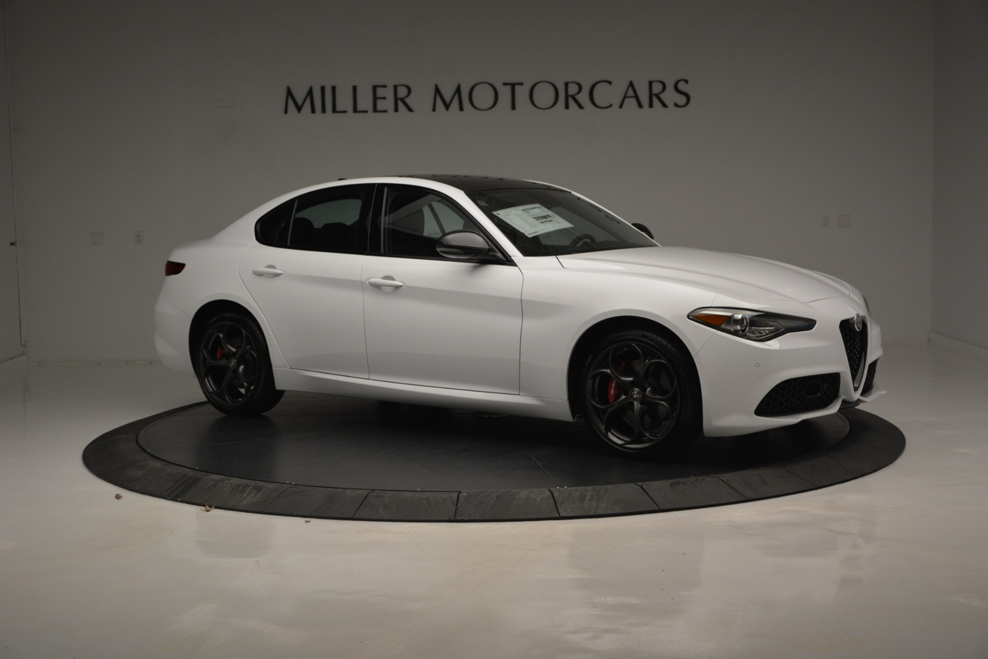 New 2019 Alfa Romeo Giulia Ti Sport Q4 For Sale In Greenwich, CT. Alfa Romeo of Greenwich, LW287 2826_p11