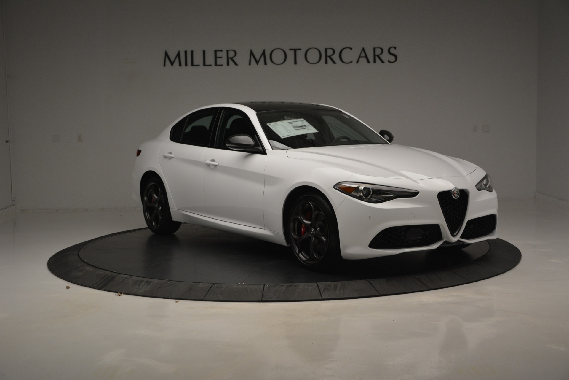 New 2019 Alfa Romeo Giulia Ti Sport Q4 For Sale In Greenwich, CT. Alfa Romeo of Greenwich, LW287 2826_p12