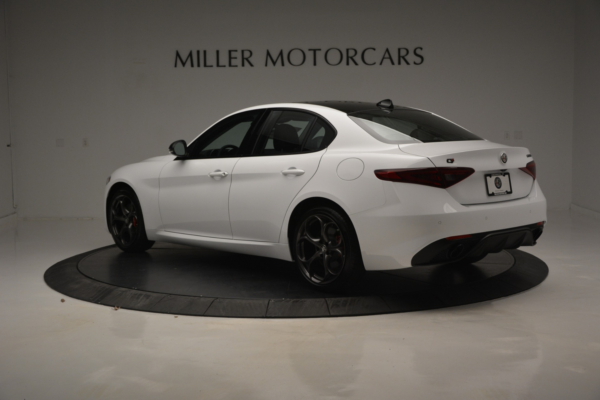 New 2019 Alfa Romeo Giulia Ti Sport Q4 For Sale In Greenwich, CT. Alfa Romeo of Greenwich, LW287 2826_p6