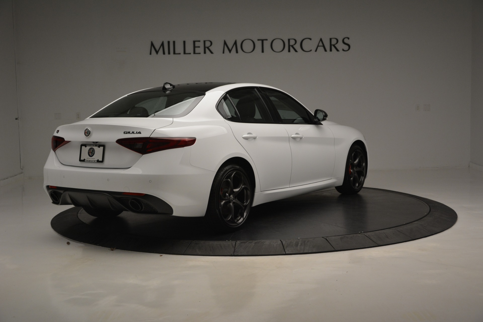 New 2019 Alfa Romeo Giulia Ti Sport Q4 For Sale In Greenwich, CT. Alfa Romeo of Greenwich, LW287 2826_p8