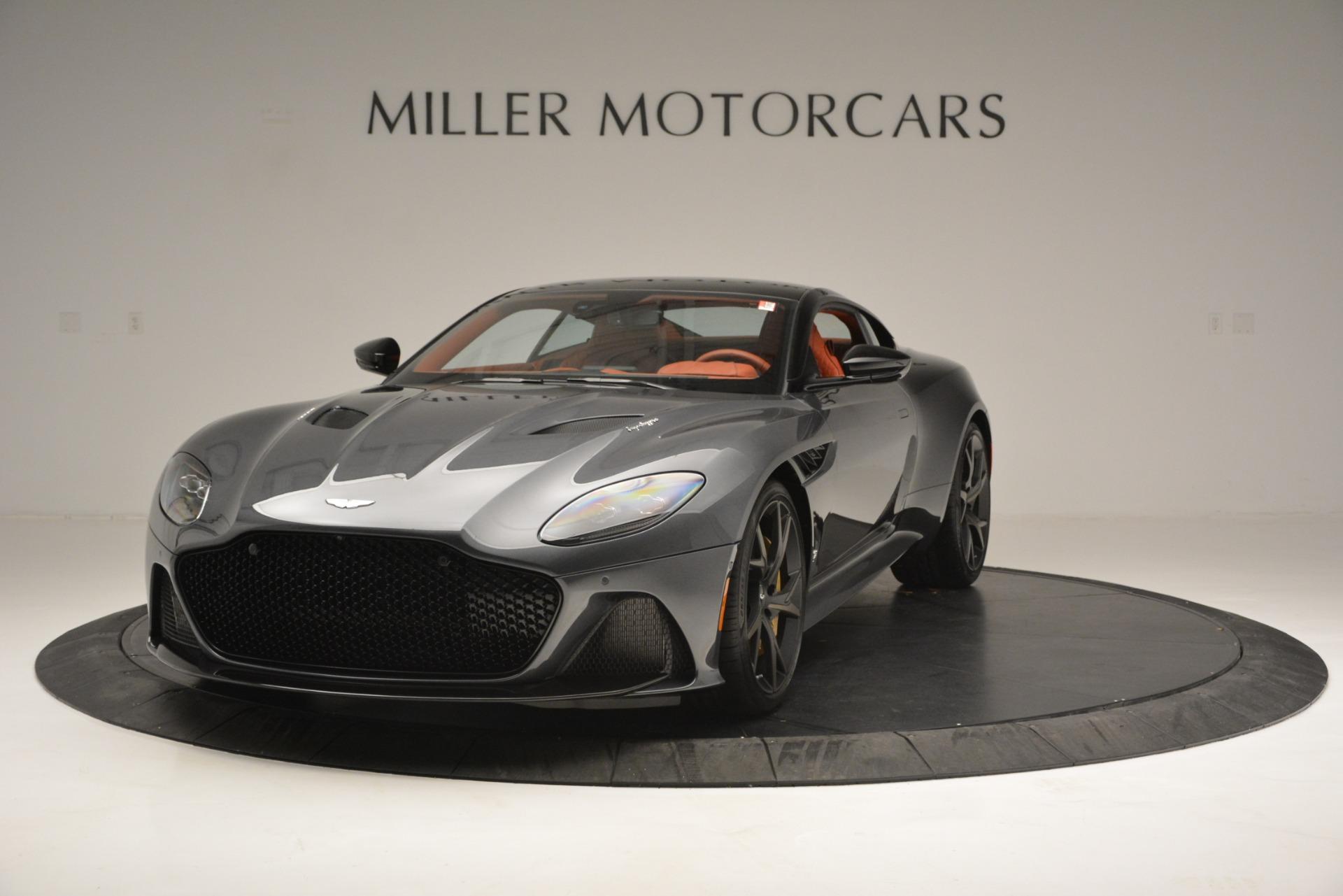 New 2019 Aston Martin DBS Superleggera For Sale In Greenwich, CT. Alfa Romeo of Greenwich, A1336 2827_p2