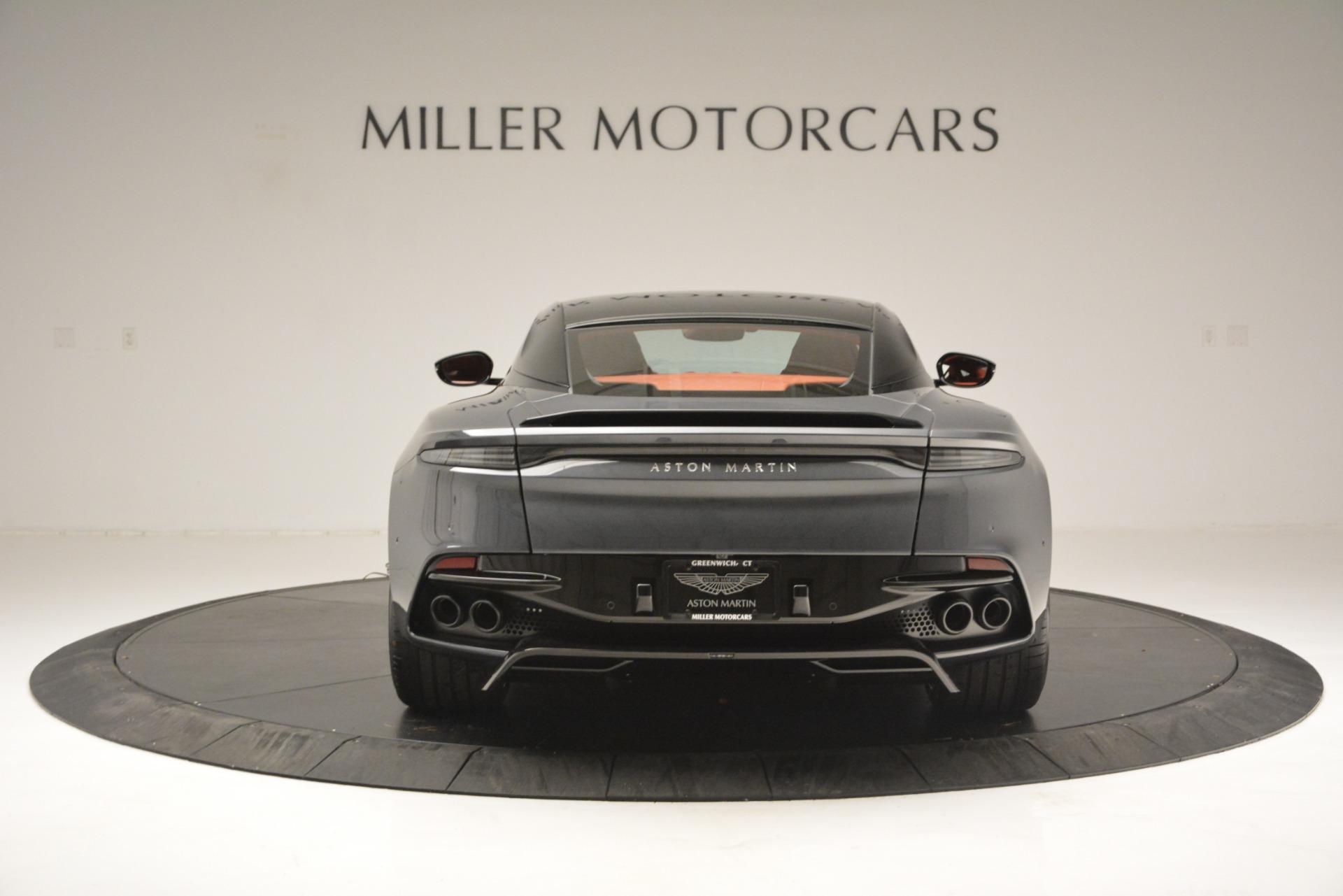 New 2019 Aston Martin DBS Superleggera For Sale In Greenwich, CT. Alfa Romeo of Greenwich, A1336 2827_p6