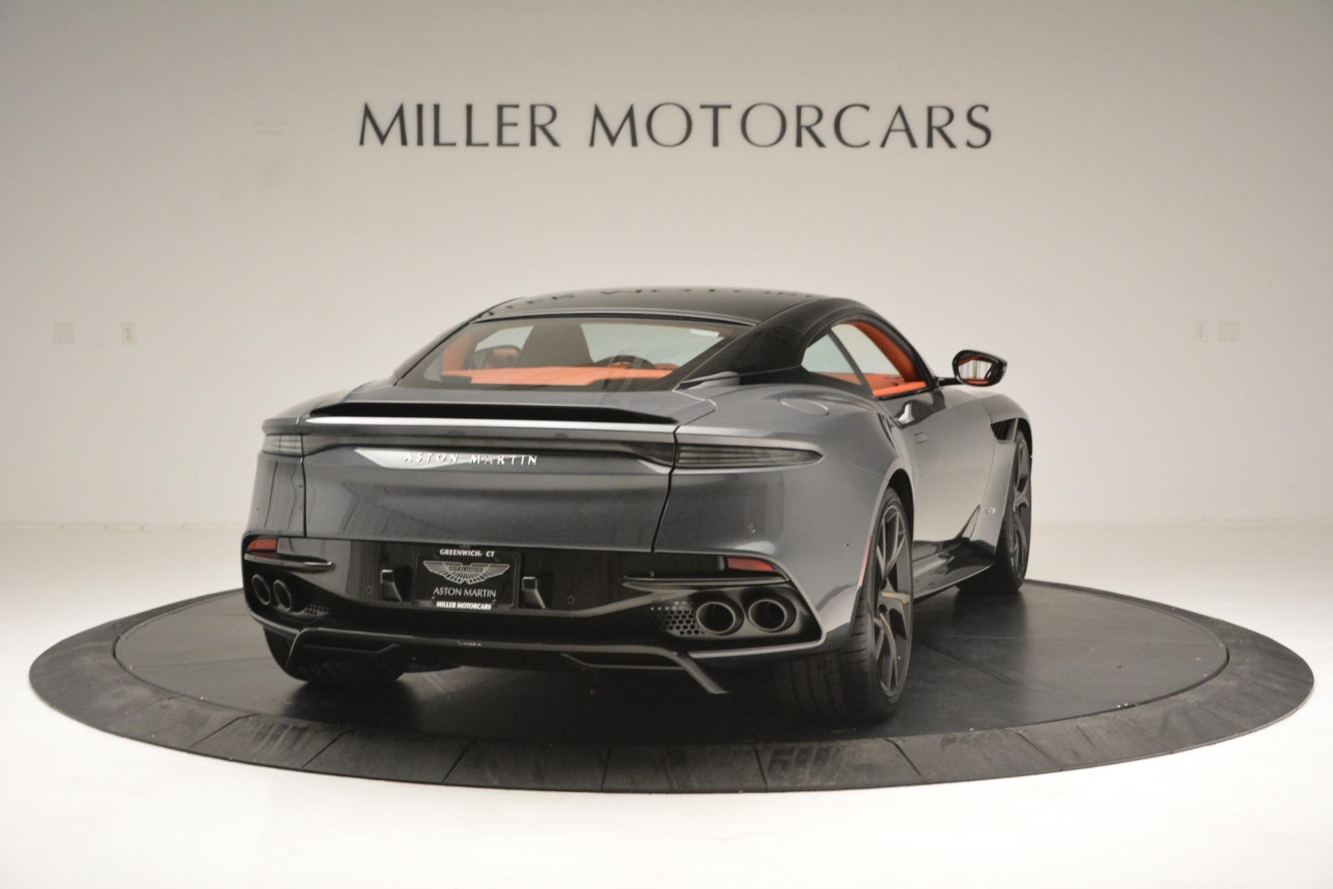New 2019 Aston Martin DBS Superleggera For Sale In Greenwich, CT. Alfa Romeo of Greenwich, A1336 2827_p7