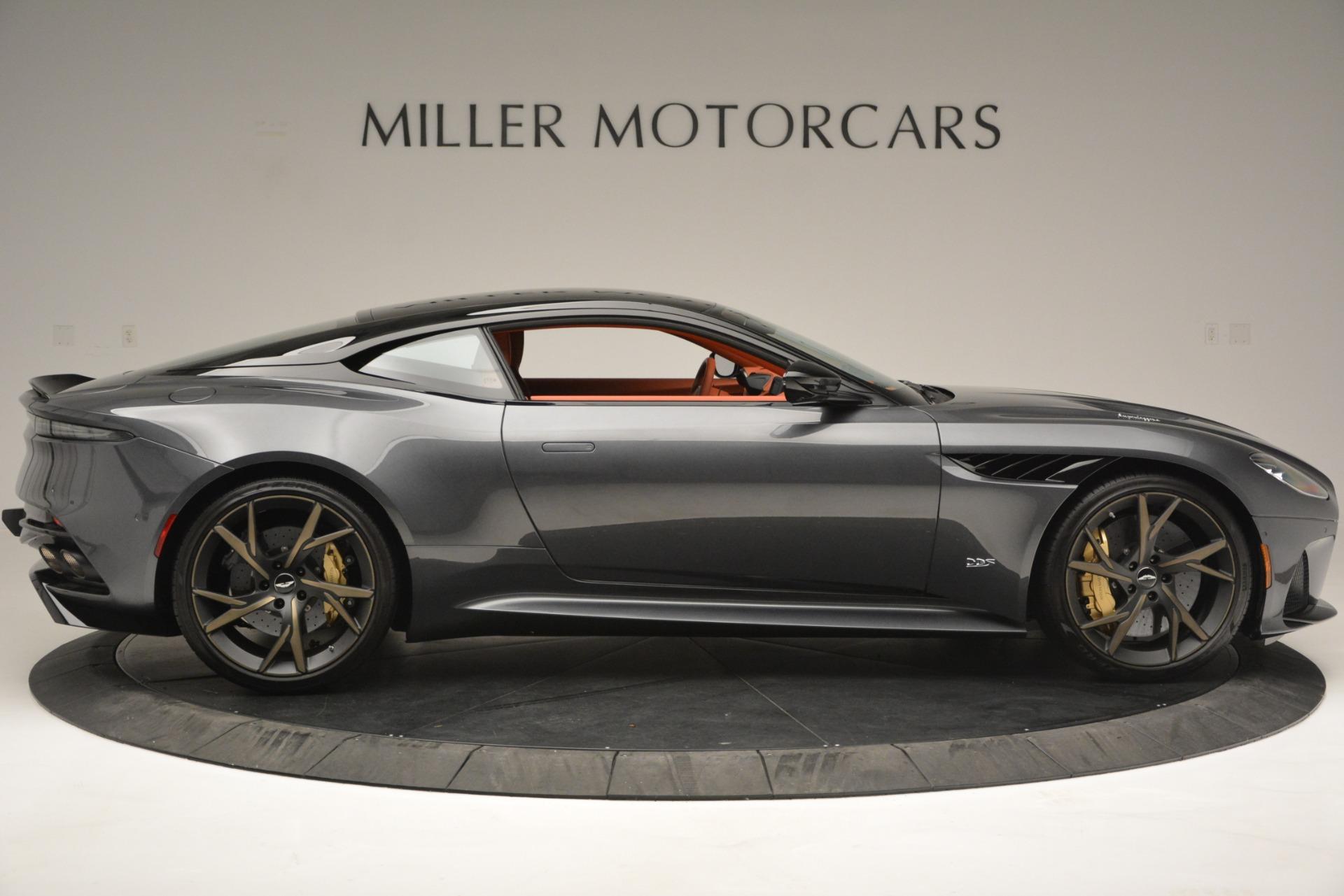 New 2019 Aston Martin DBS Superleggera For Sale In Greenwich, CT. Alfa Romeo of Greenwich, A1336 2827_p9